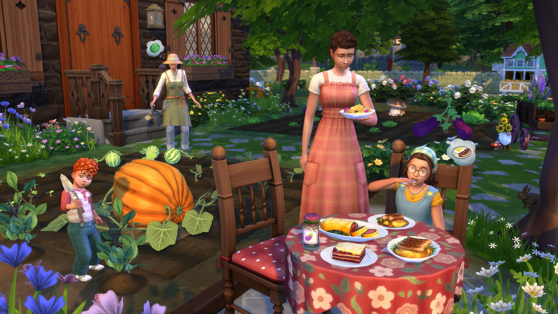 The Sims 4 Cottage Living Expansion Pack (PC) - Origin Key - GLOBAL - 4