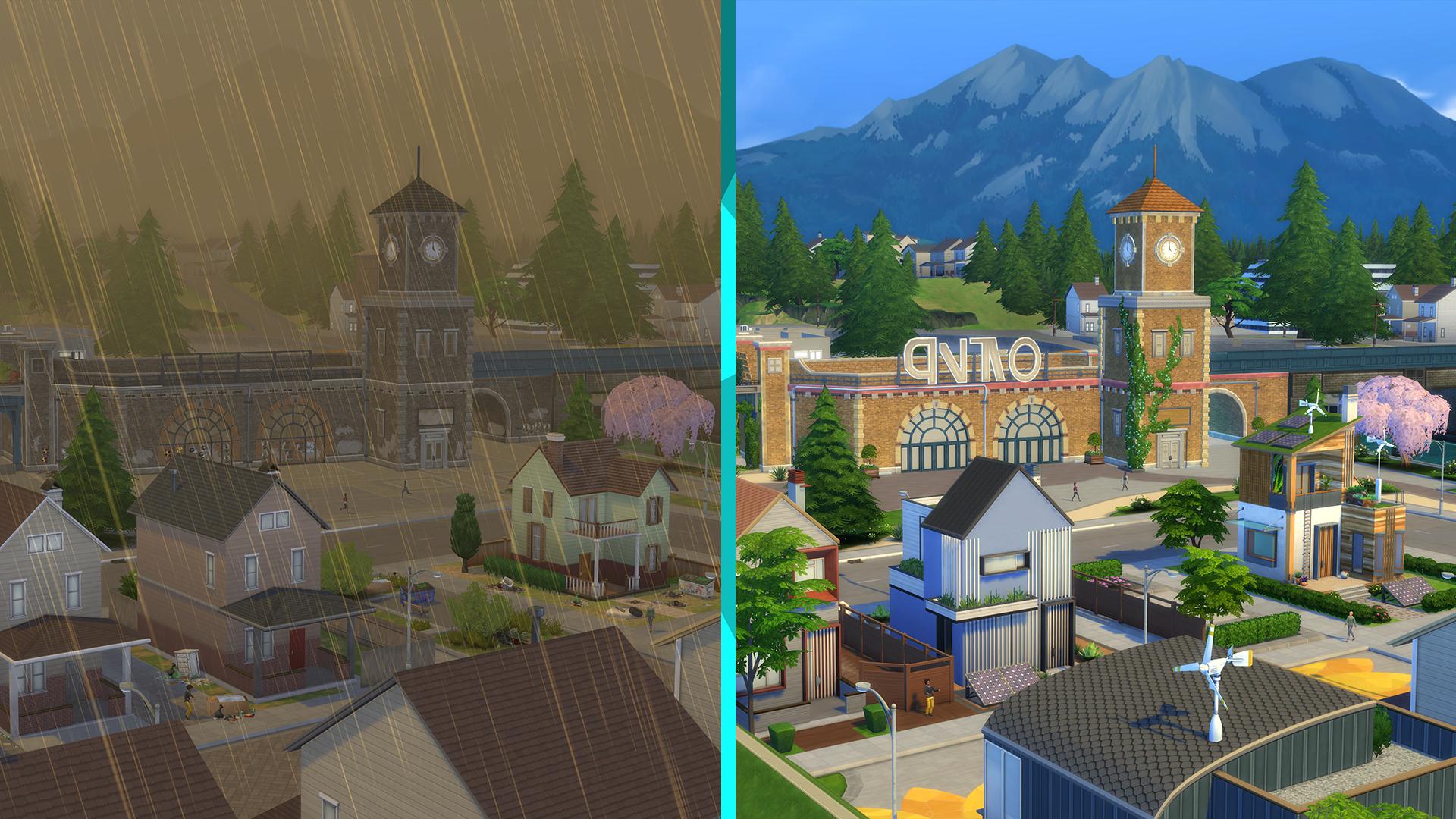 The Sims 4 Eco Lifestyle (PC) - Origin Key - GLOBAL - 4