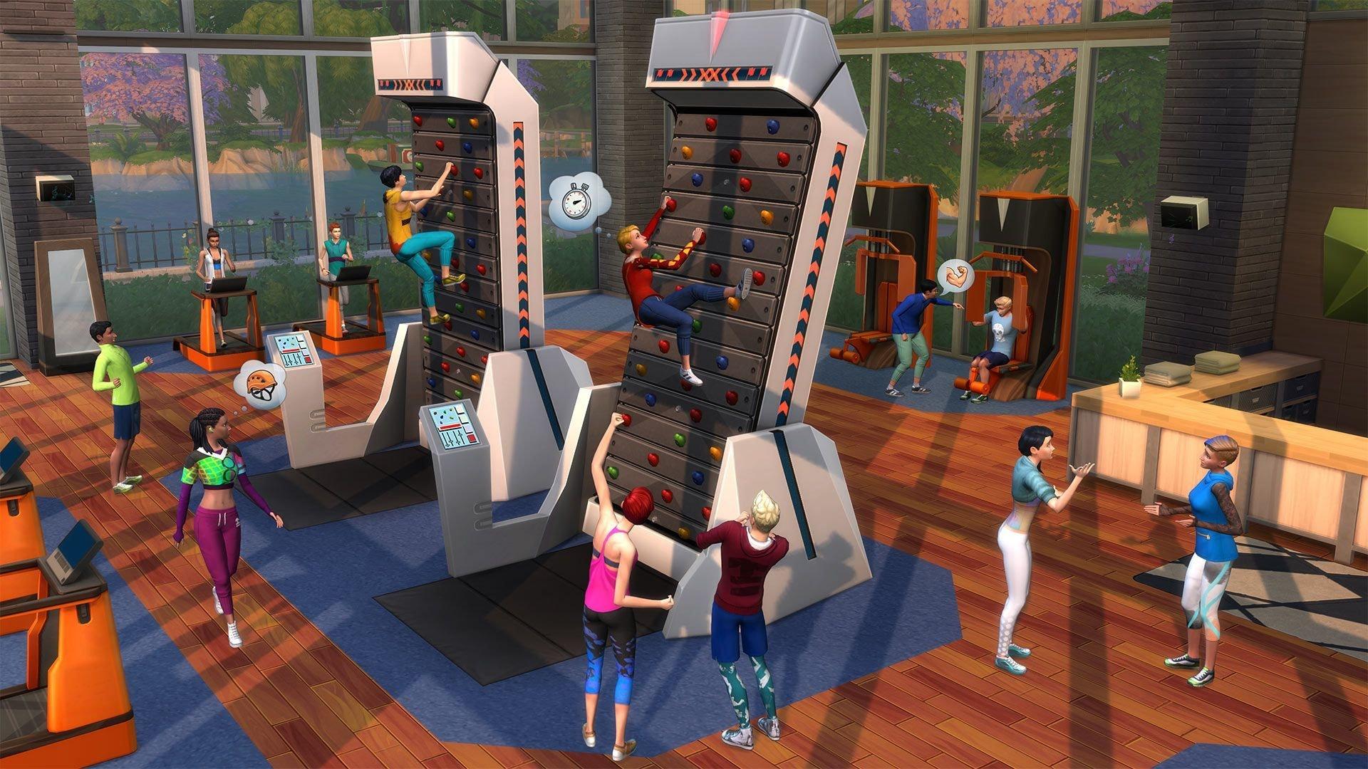 The Sims 4 Fitness Stuff Origin Key GLOBAL - 3