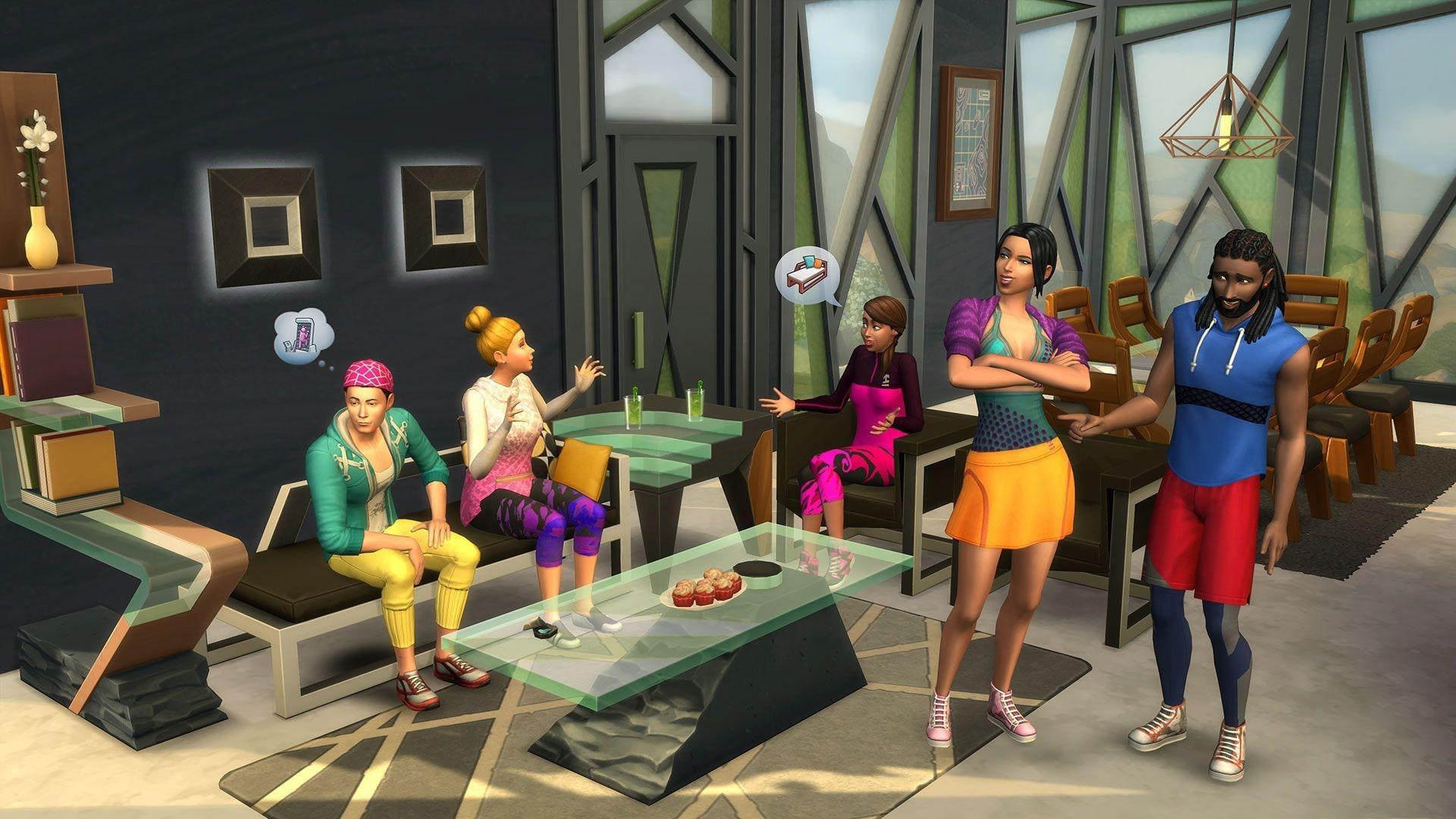 The Sims 4 Fitness Stuff Origin Key GLOBAL - 4
