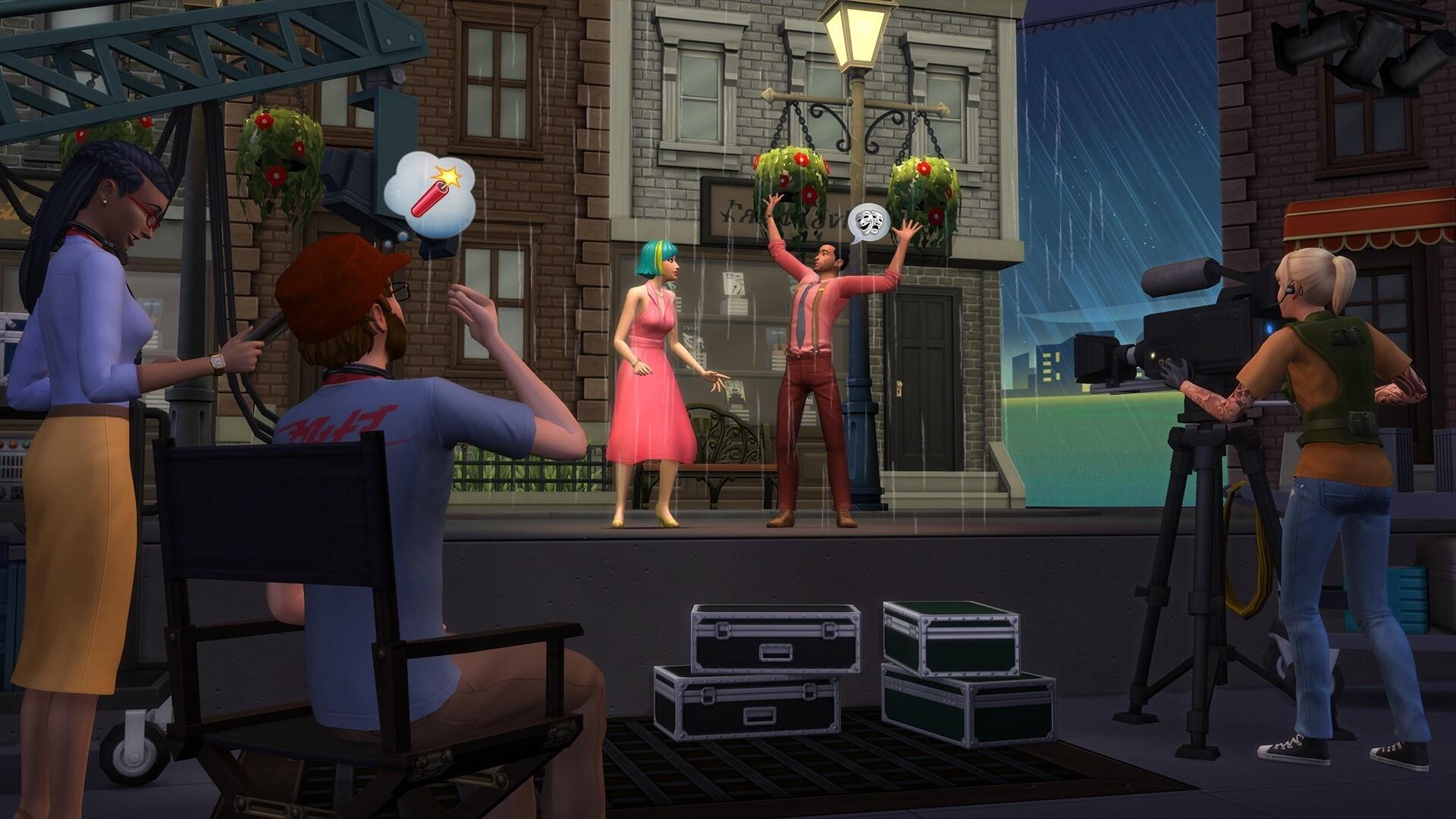 The Sims 4: Get Famous Origin Key GLOBAL - 4