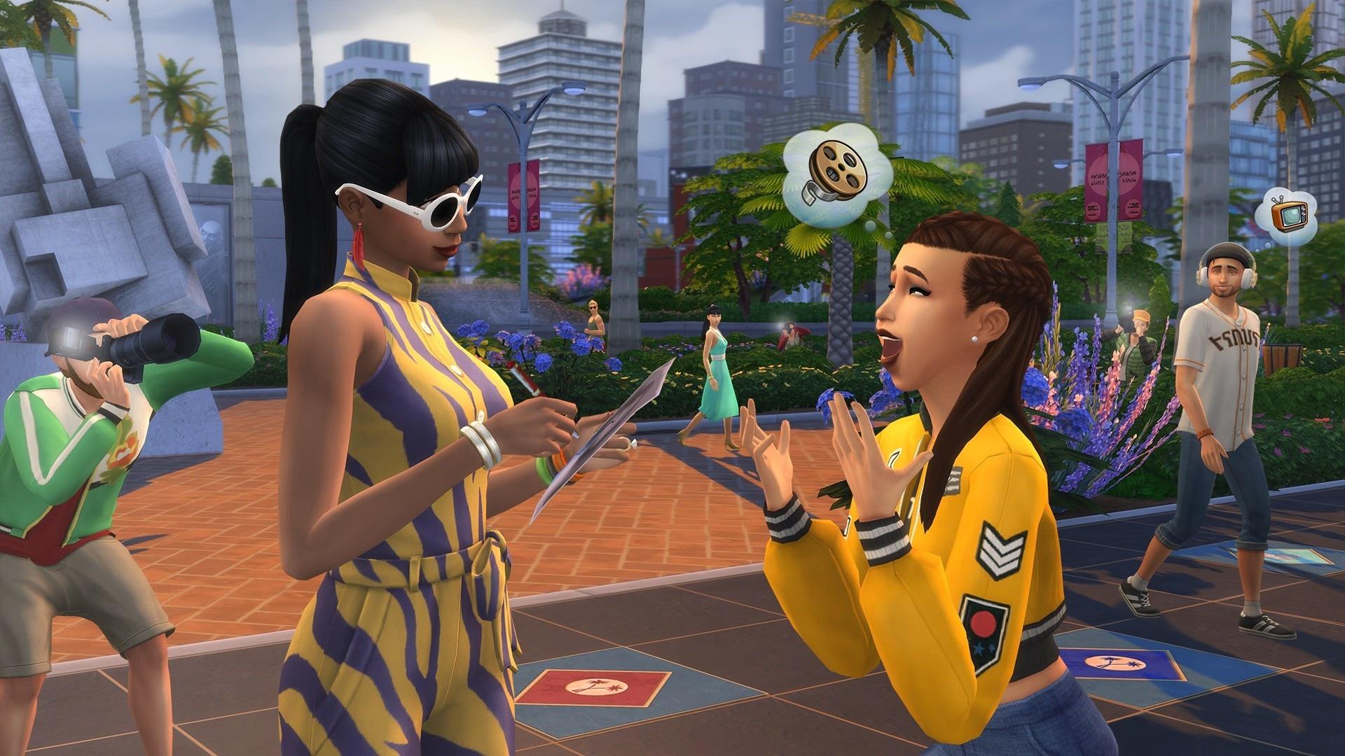 The Sims 4: Get Famous Origin Key GLOBAL - 3