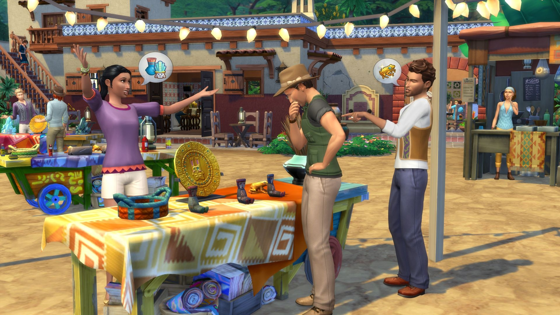 The Sims 4 Jungle Adventure Origin Key GLOBAL - 3