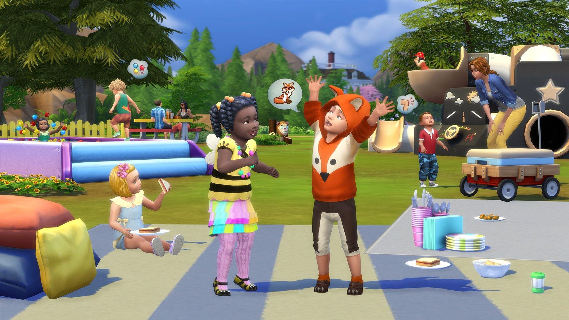 The Sims 4 Toddler Stuff DLC Origin Key GLOBAL - 2