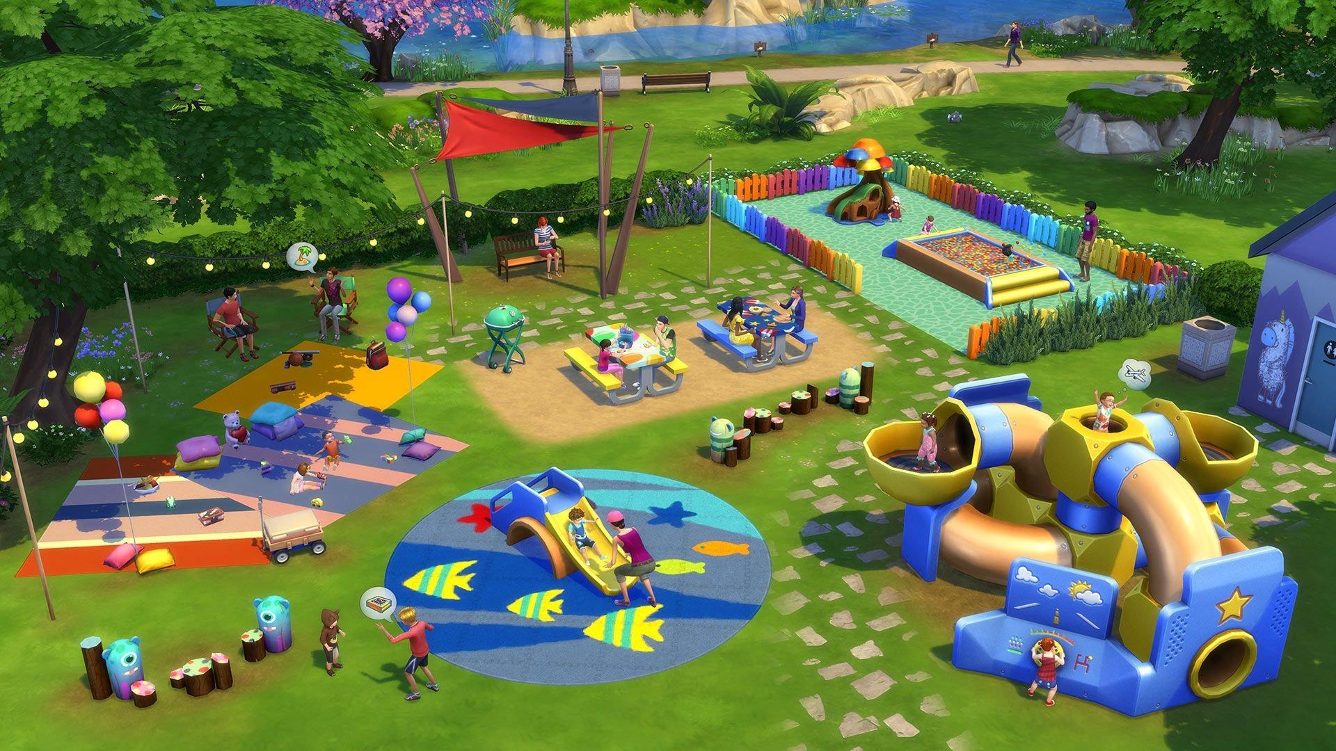 The Sims 4 Toddler Stuff DLC Origin Key GLOBAL - 3