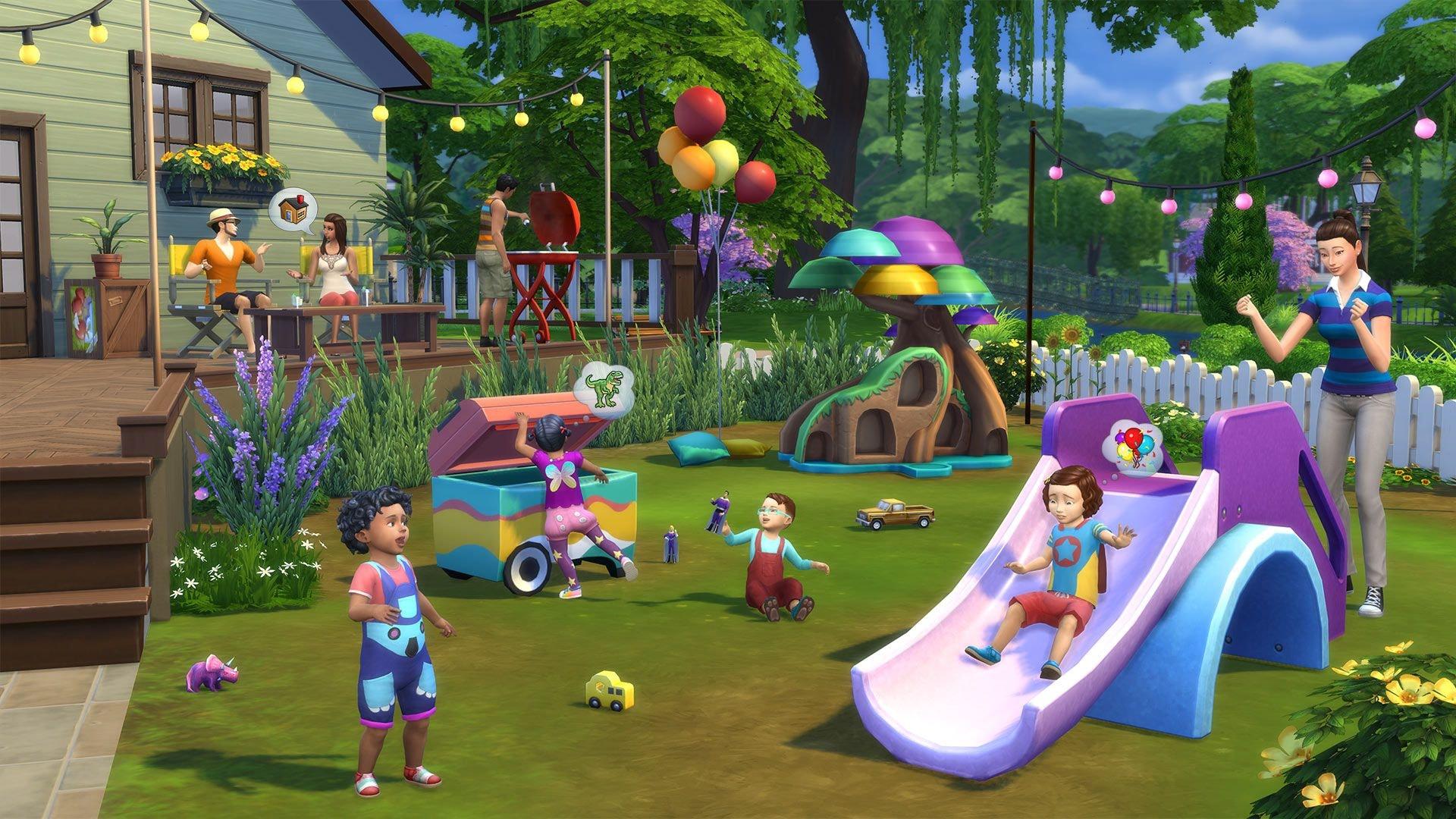 The Sims 4 Toddler Stuff DLC Origin Key GLOBAL - 4