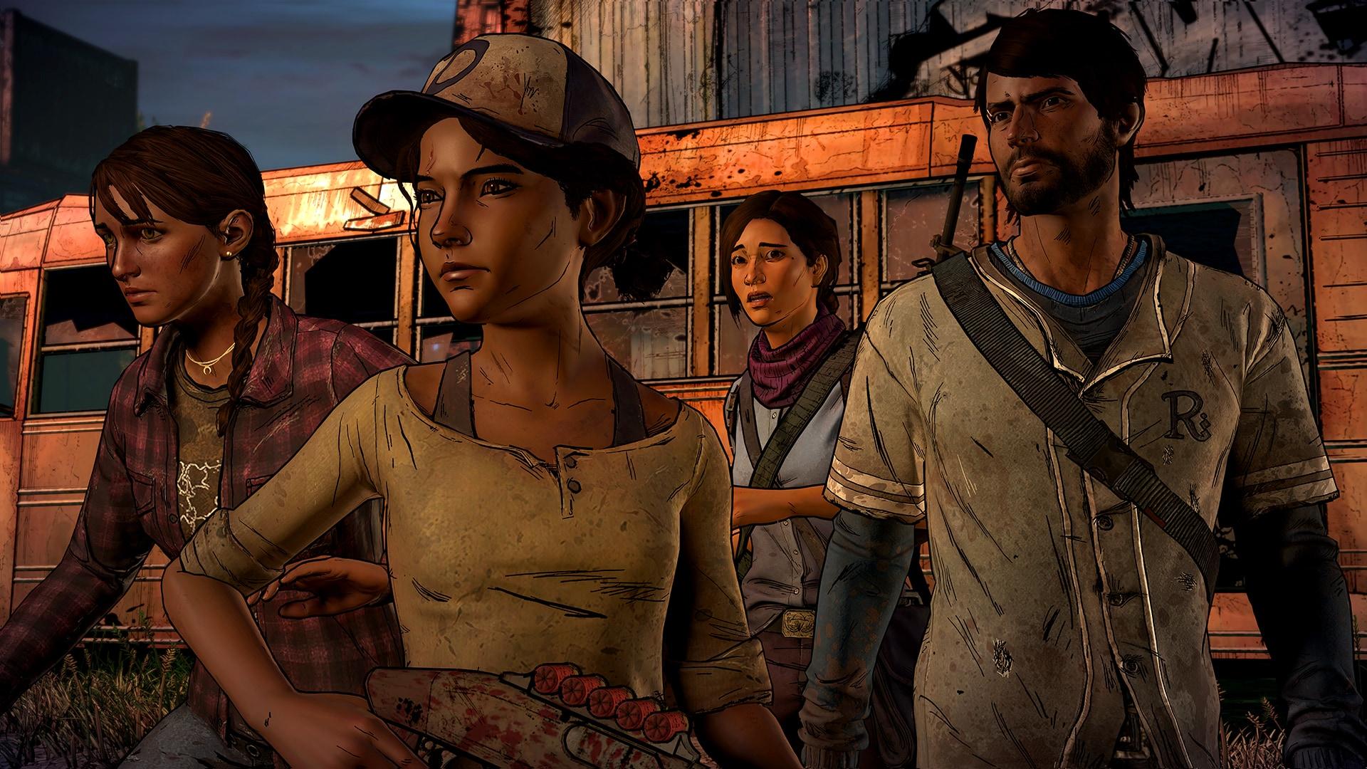 The Walking Dead: A New Frontier Steam Key GLOBAL - 4