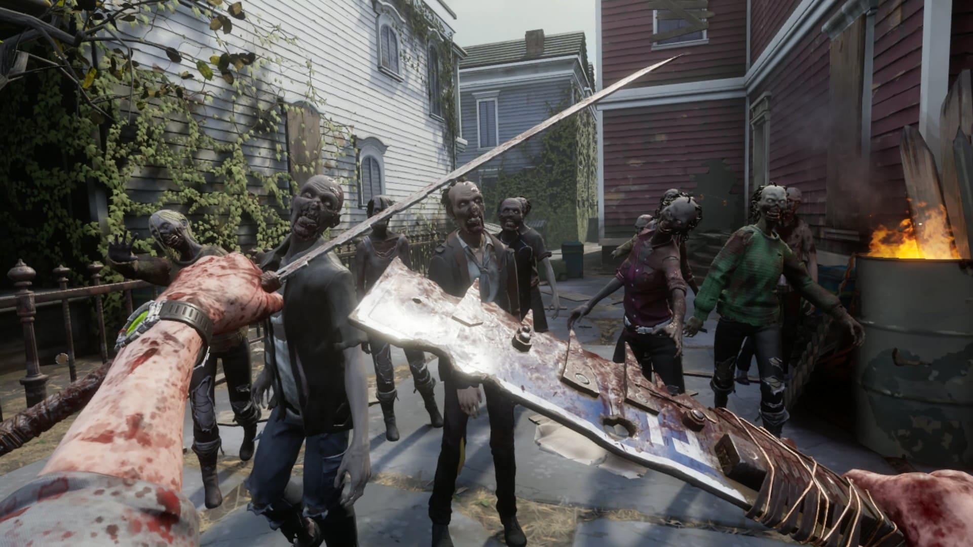 The Walking Dead: Saints & Sinners (Standard Edition) - Steam - Key GLOBAL - 1