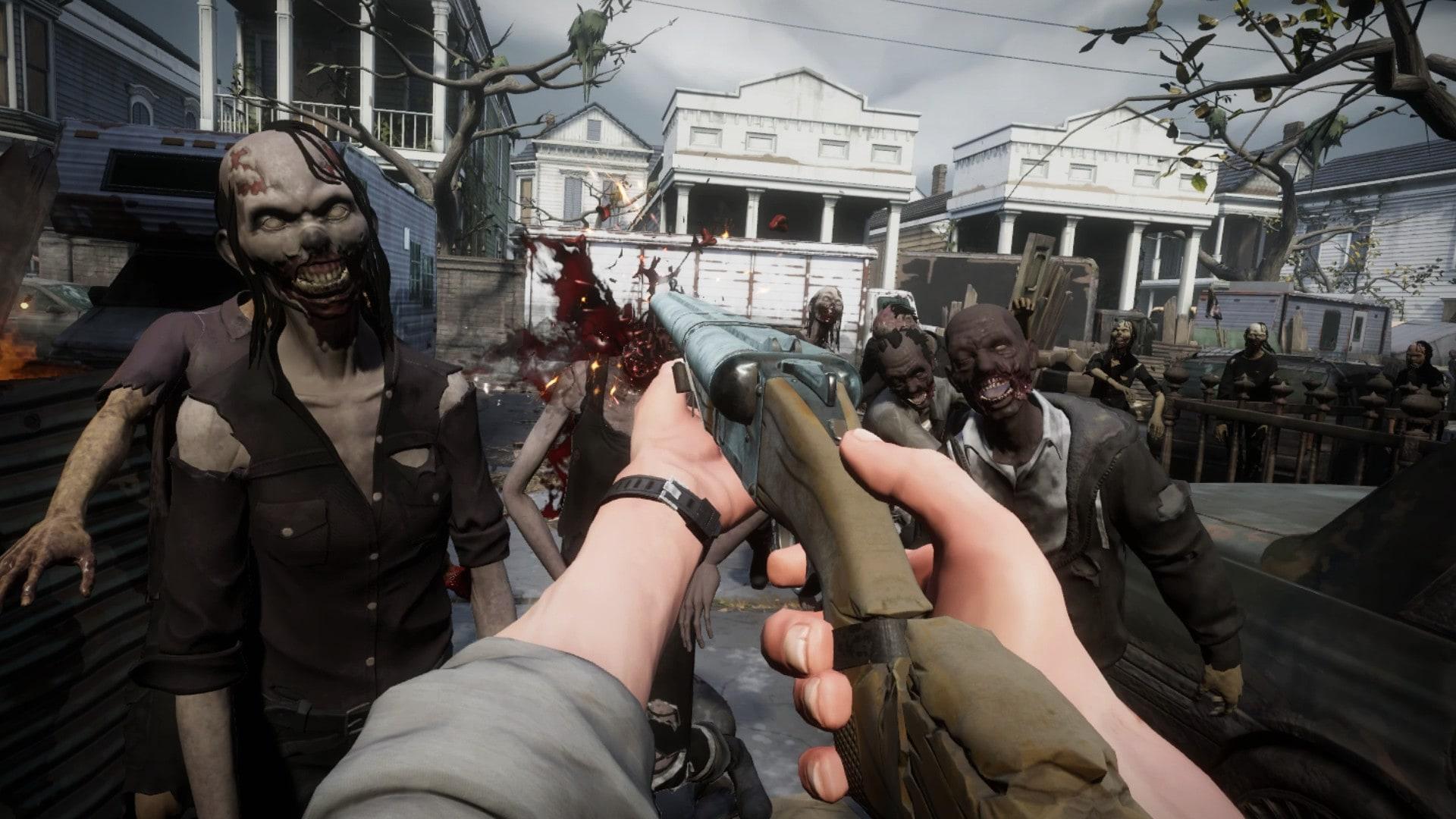 The Walking Dead: Saints & Sinners (Standard Edition) - Steam - Key GLOBAL - 3