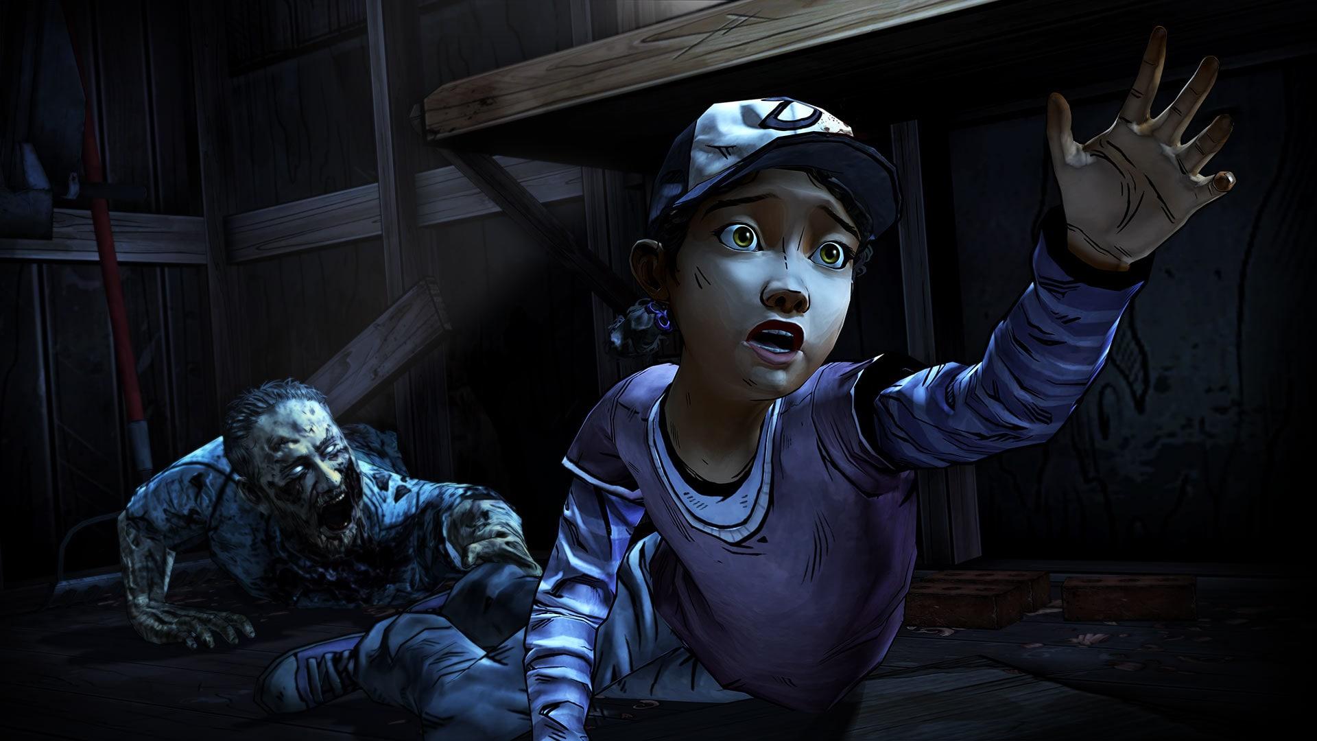 The Walking Dead: Season Two Steam Key GLOBAL - 4