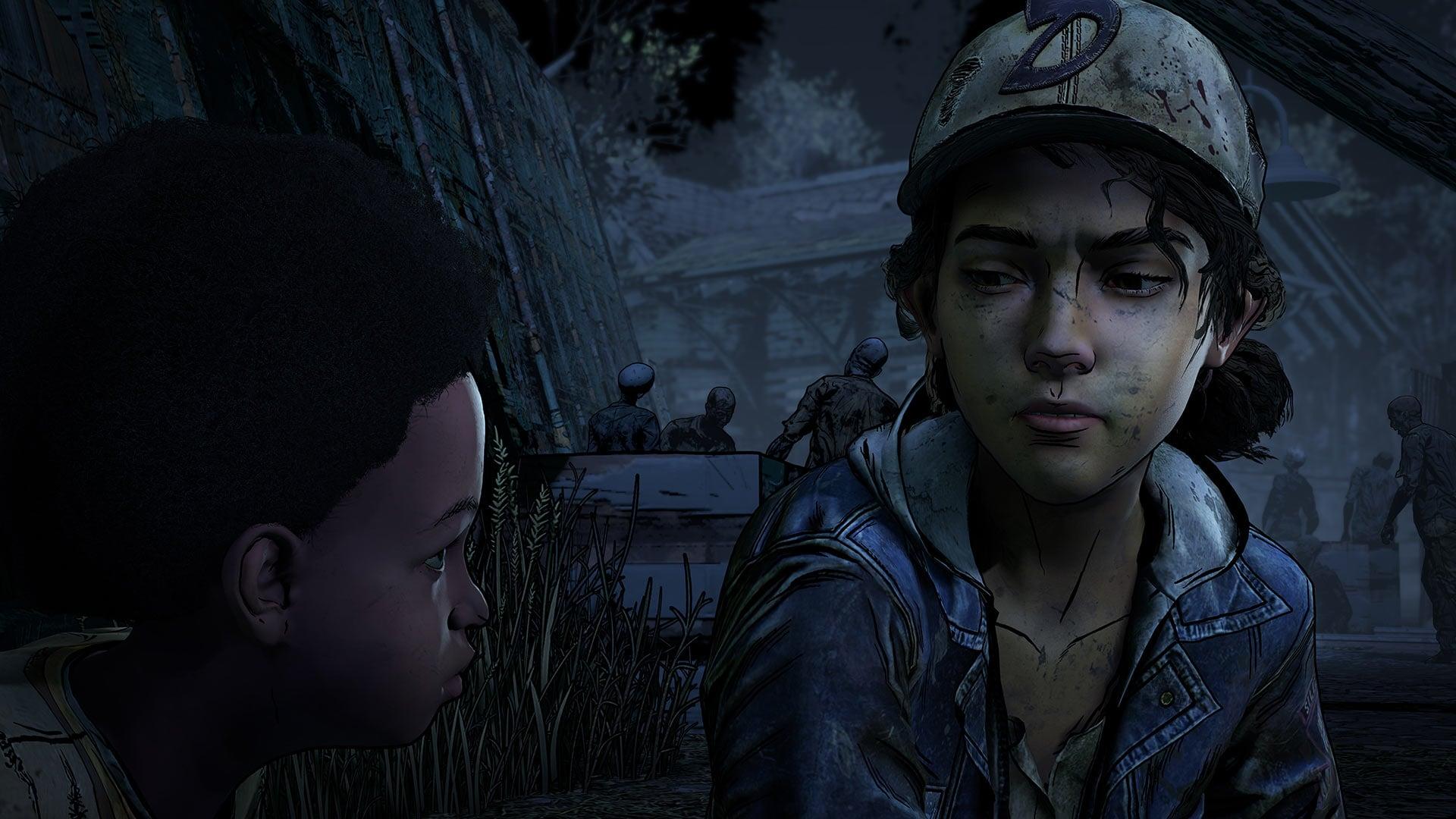 The Walking Dead: The Final Season Steam Key GLOBAL - 3