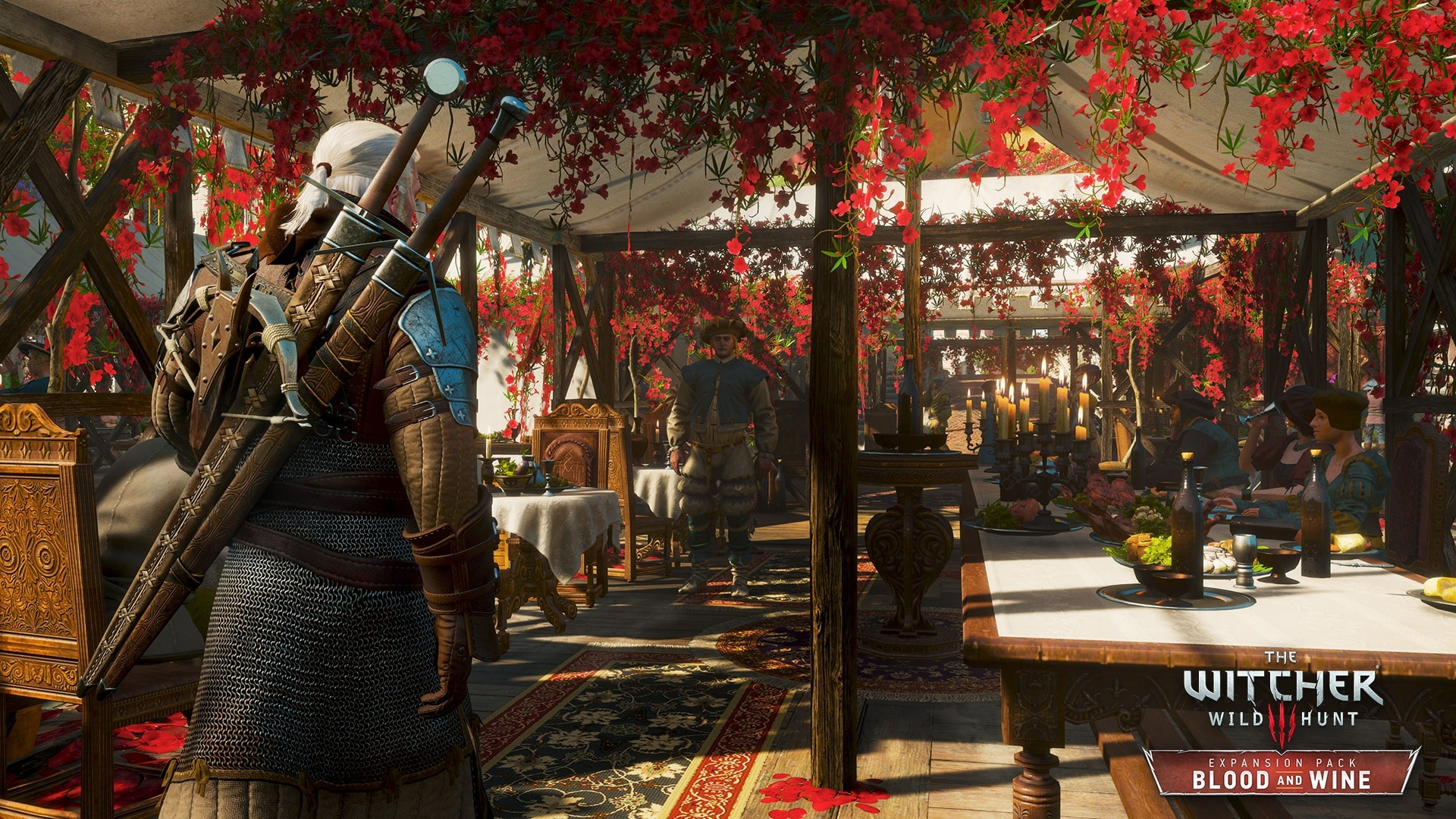 The Witcher 3: Wild Hunt - Blood and Wine Key GOG.COM GLOBAL - 4