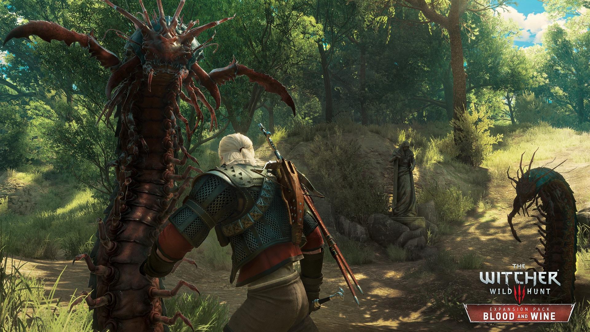 The Witcher 3: Wild Hunt - Blood and Wine Key GOG.COM RU/CIS - 4