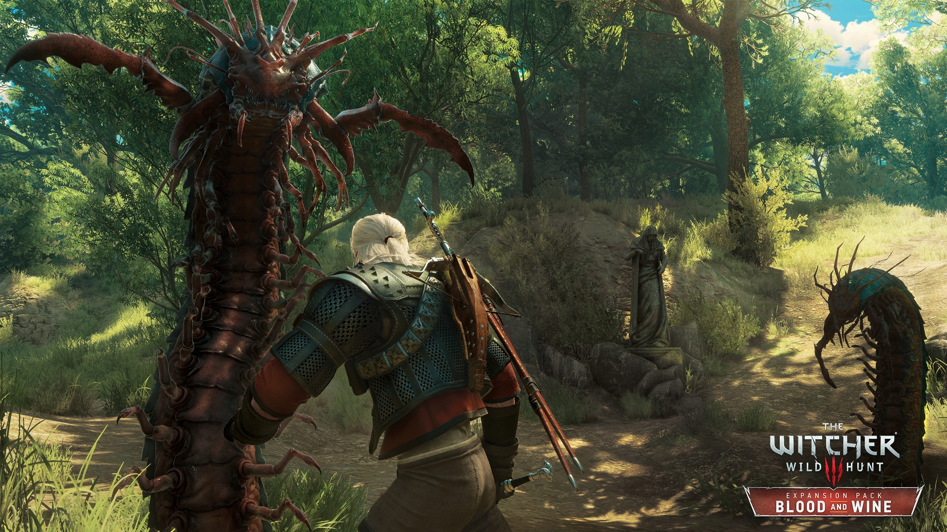 The Witcher 3: Wild Hunt - Blood and Wine Key Steam GLOBAL - 4