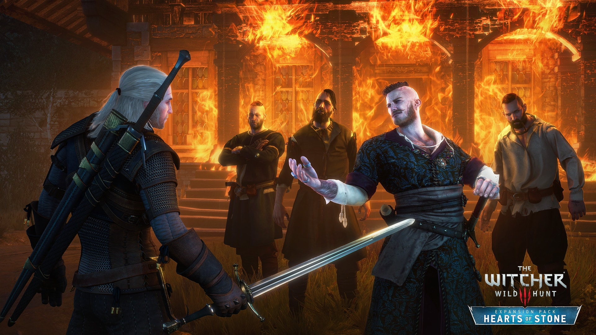 The Witcher 3: Wild Hunt - Hearts of Stone (PC) - GOG.COM Key - GLOBAL - 4