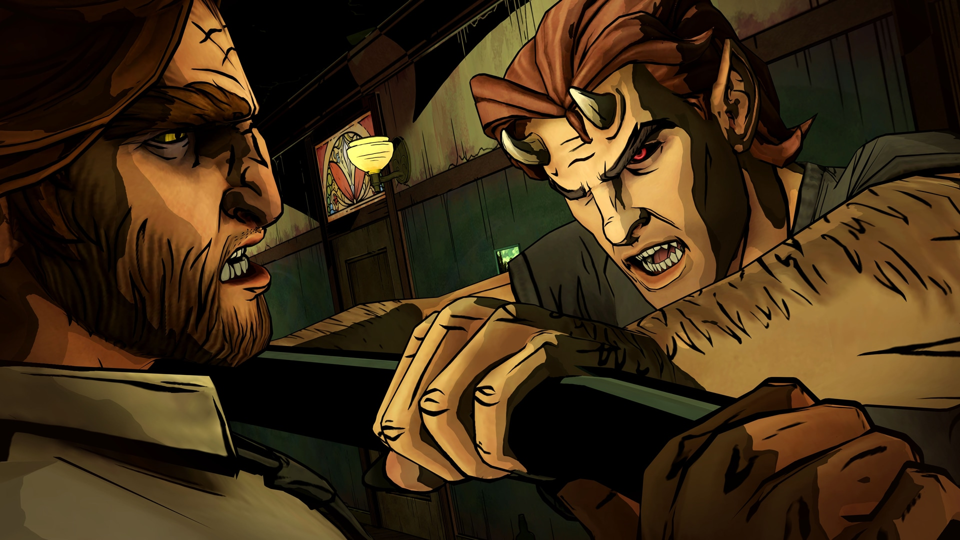The Wolf Among Us Steam Key GLOBAL - 4