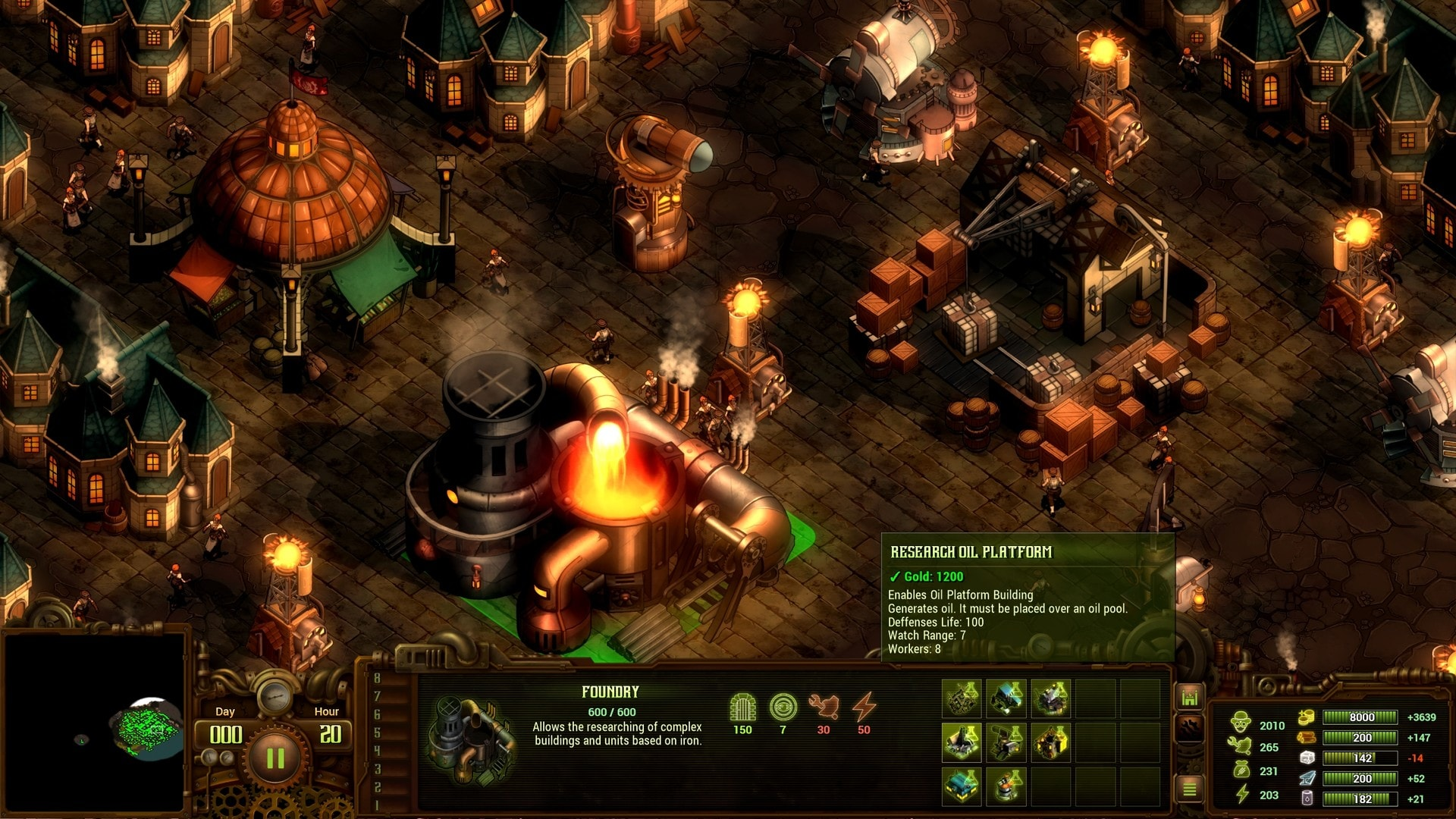 They Are Billions Steam Key GLOBAL - 4