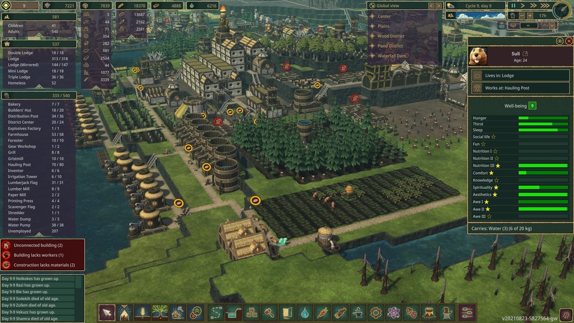 Timberborn (PC) - Steam Gift - EUROPE - 4