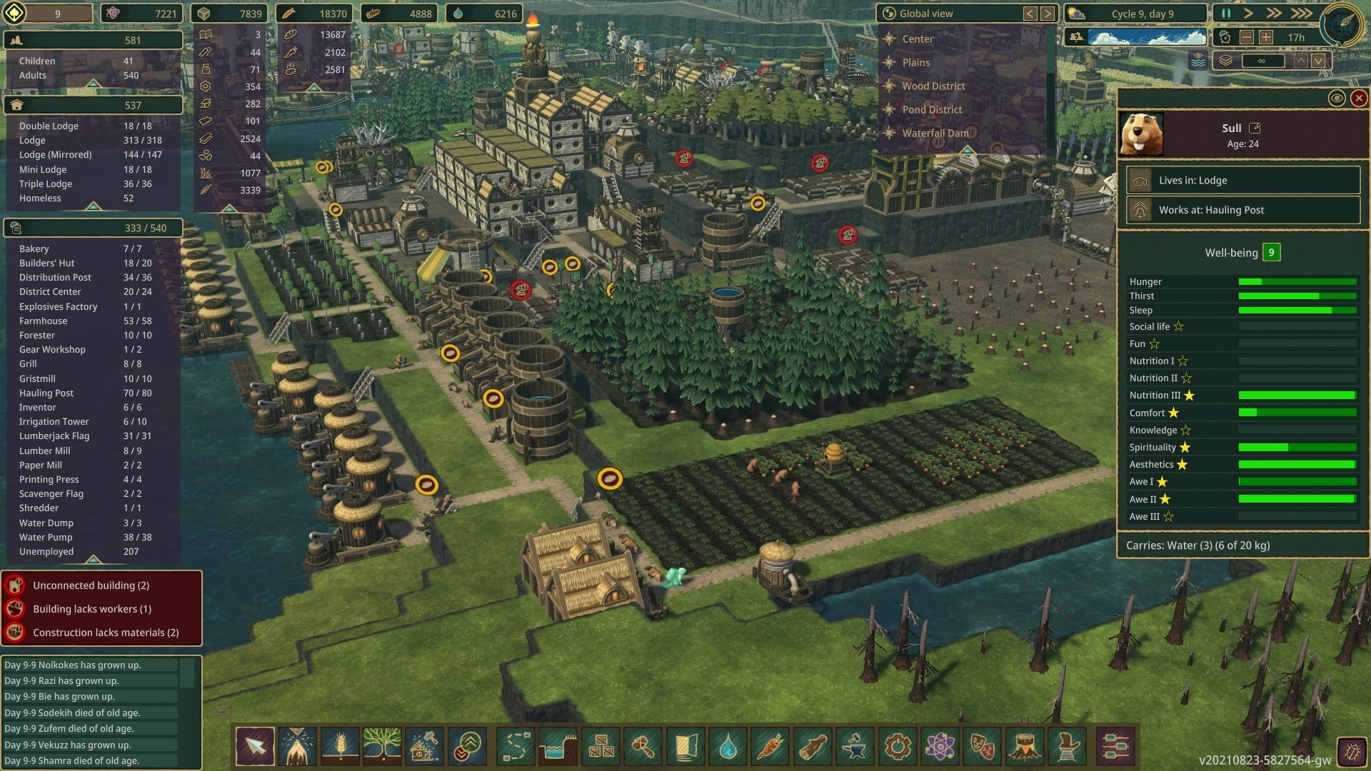 Timberborn (PC) - Steam Gift - GLOBAL - 4