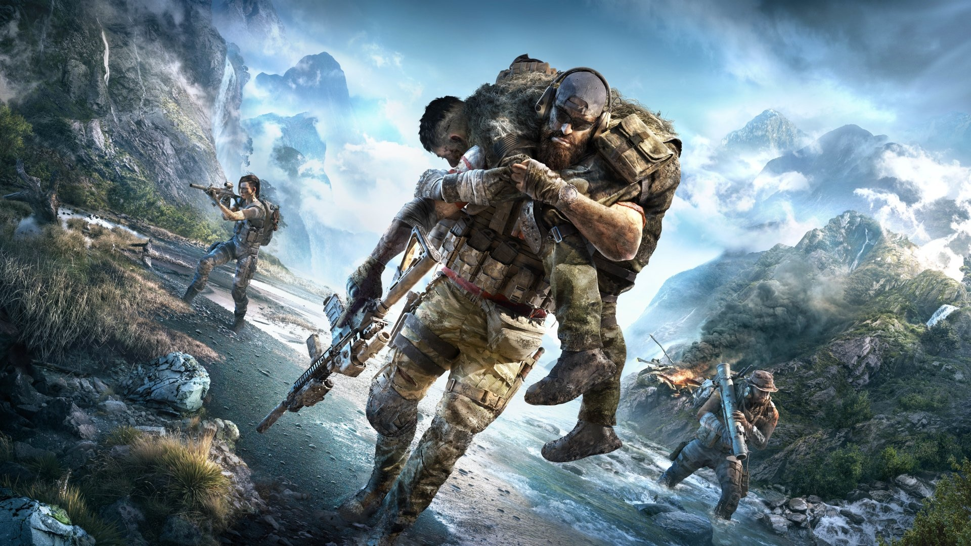 Tom Clancy's Ghost Recon Breakpoint Ultimate Edition Epic Games Key GLOBAL - 2