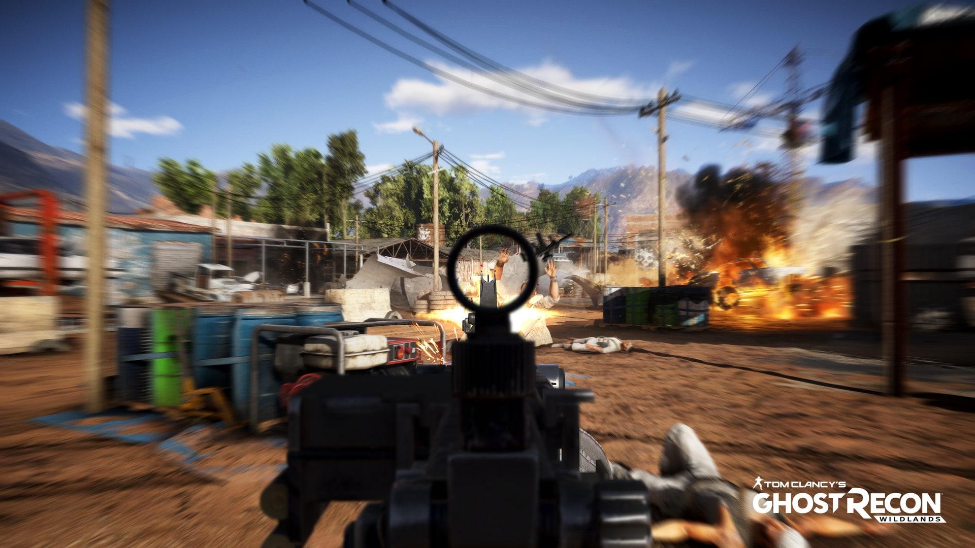 Tom Clancy's Ghost Recon Wildlands (Xbox One) - Xbox Live Key - GLOBAL - 3