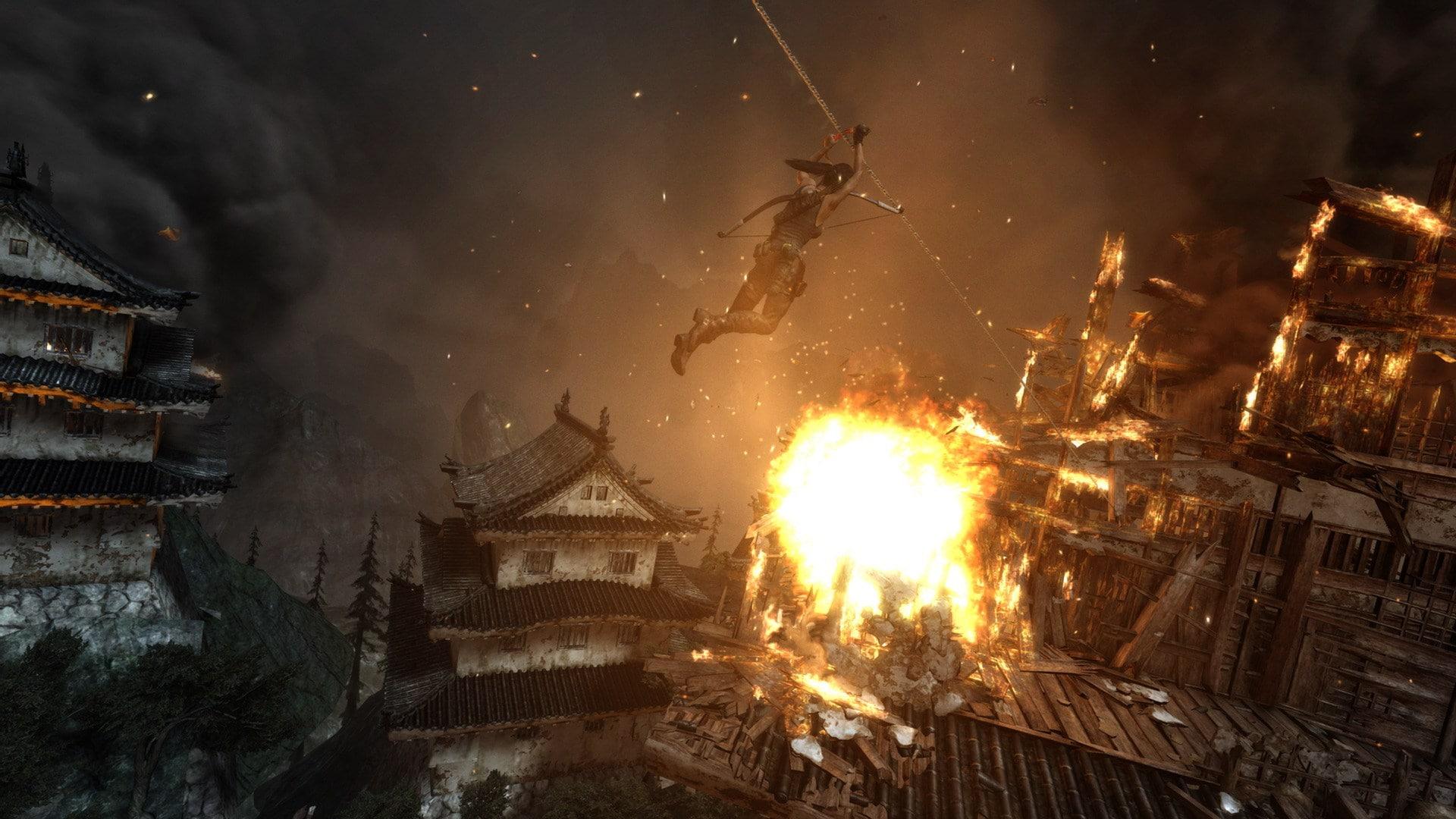 Tomb Raider GOTY Edition Steam Key GLOBAL - 1