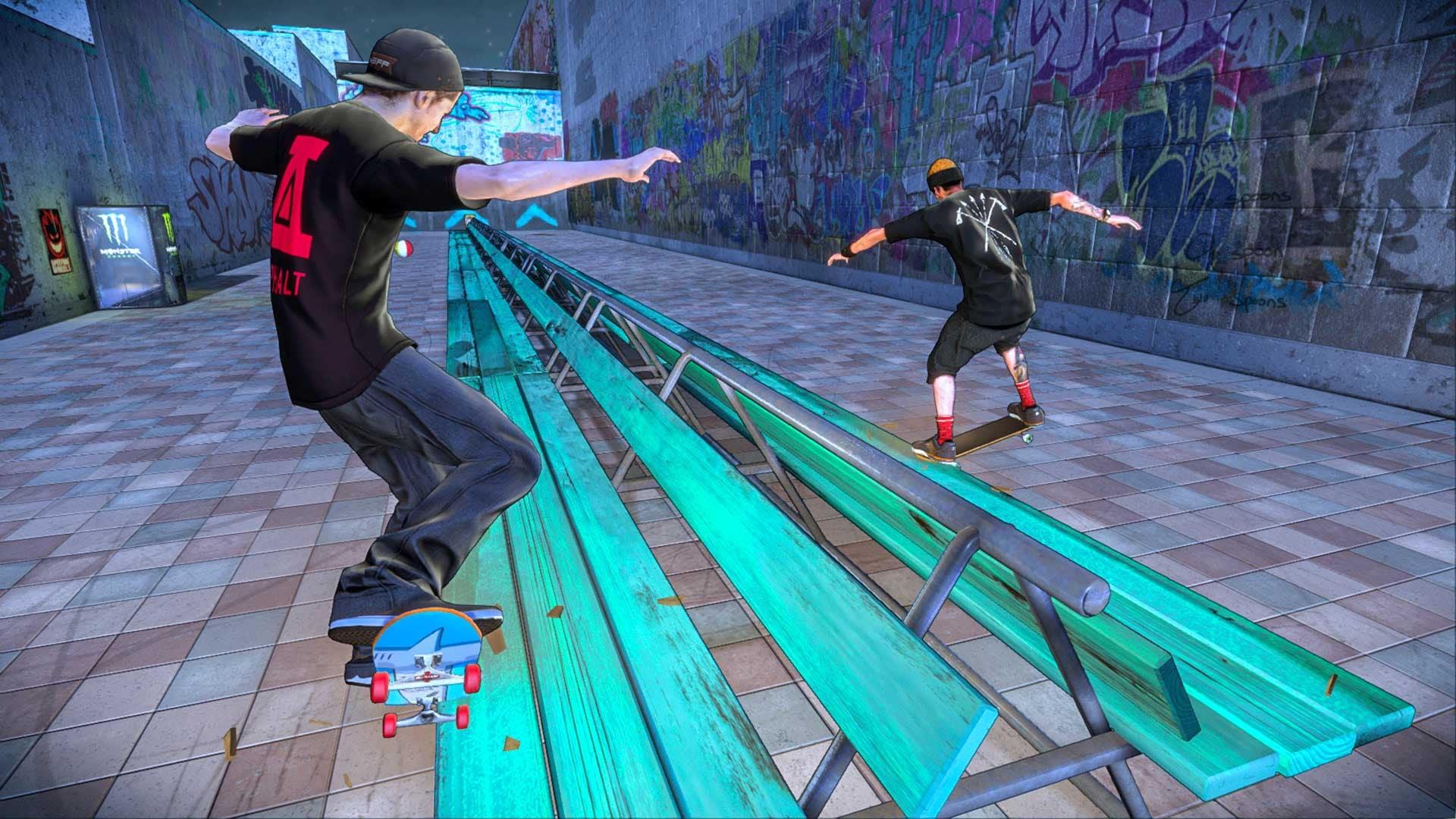 Tony Hawk's Pro Skater 5 Xbox Live Xbox One Key UNITED STATES - 4