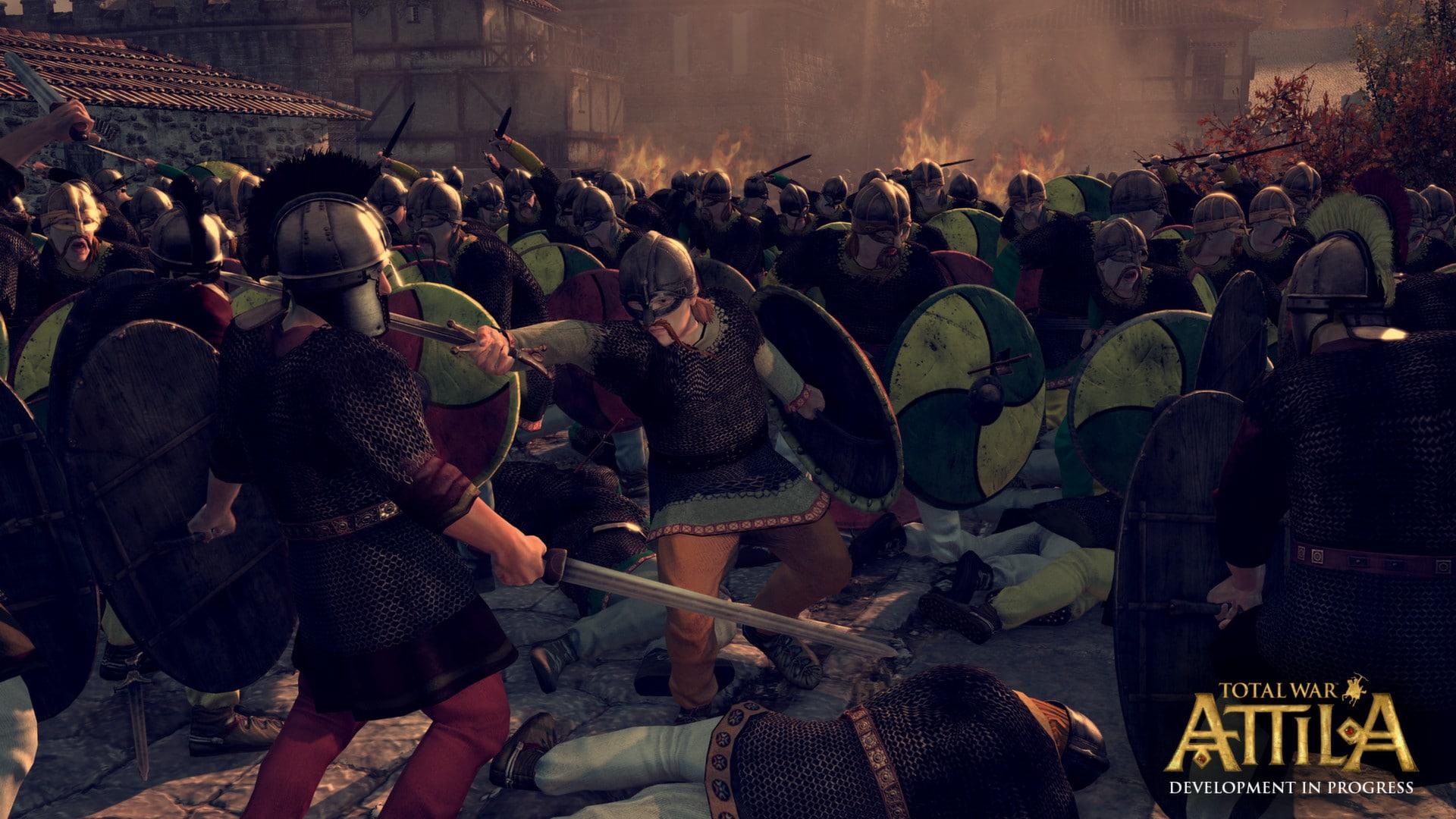 Total War: Attila Steam Key GLOBAL - 4