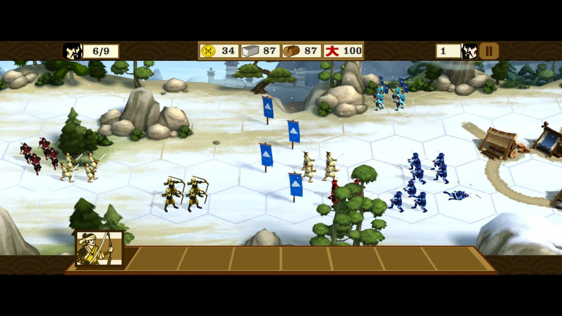 Total War Battles: Shogun Steam Key GLOBAL - 4