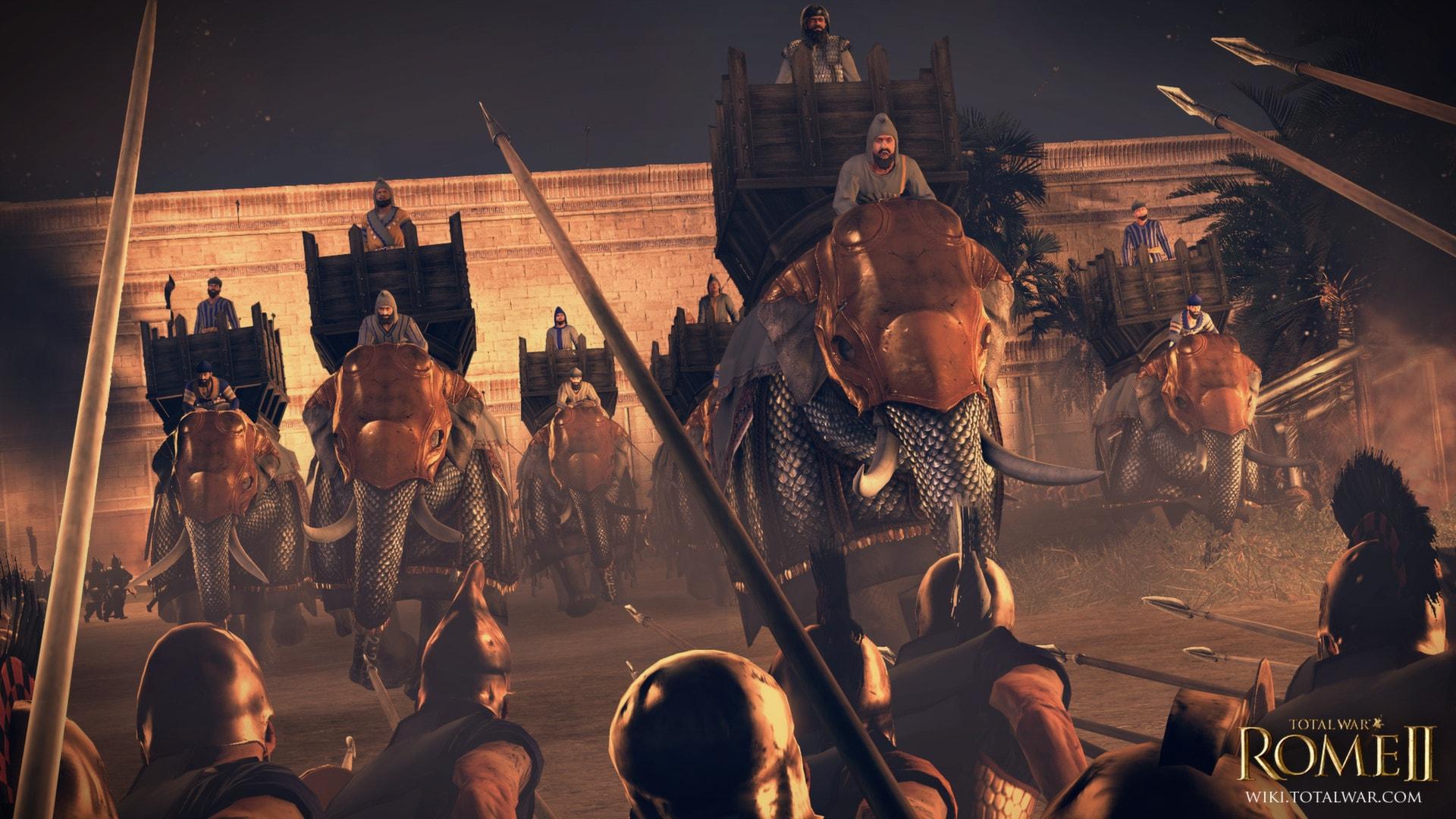 Total War: ROME II - Emperor Edition Steam Key GLOBAL - 3