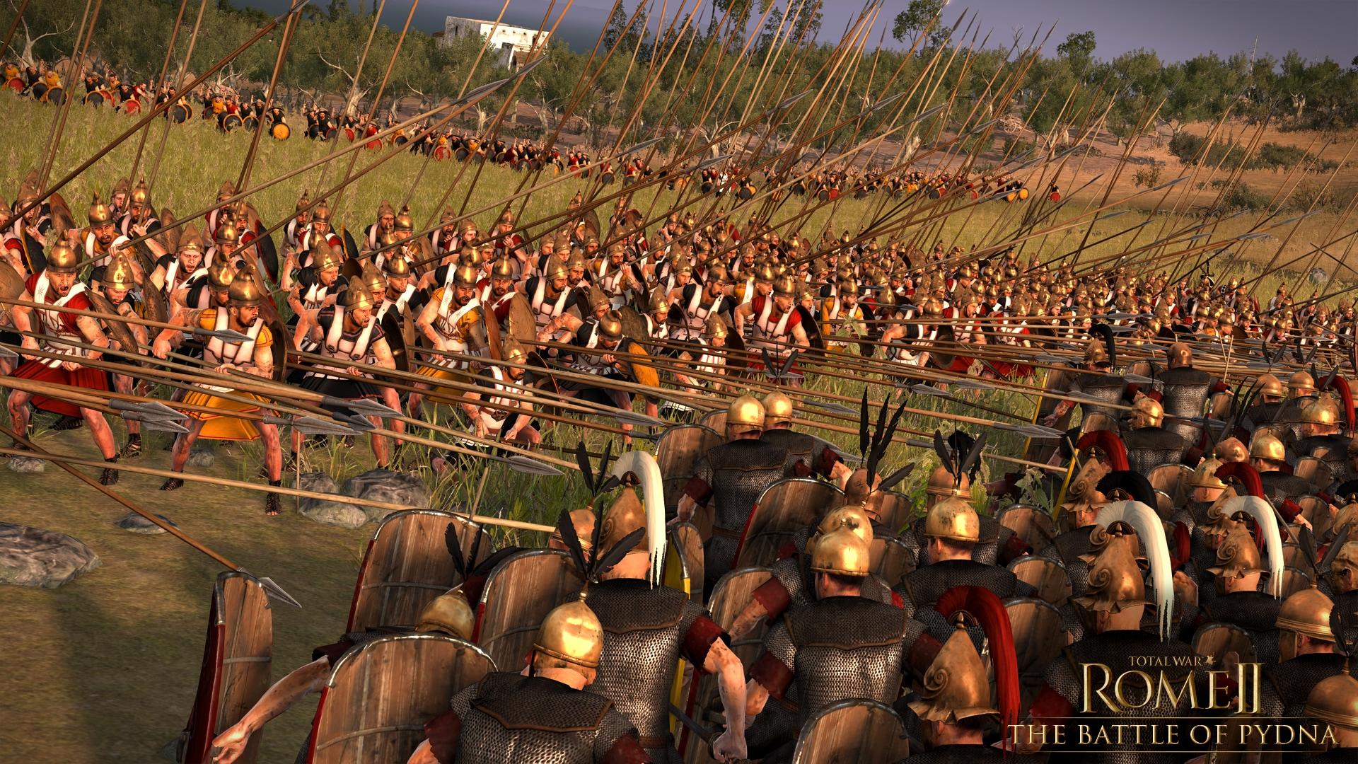 Total War: ROME II - Emperor Edition Steam Key GLOBAL - 4