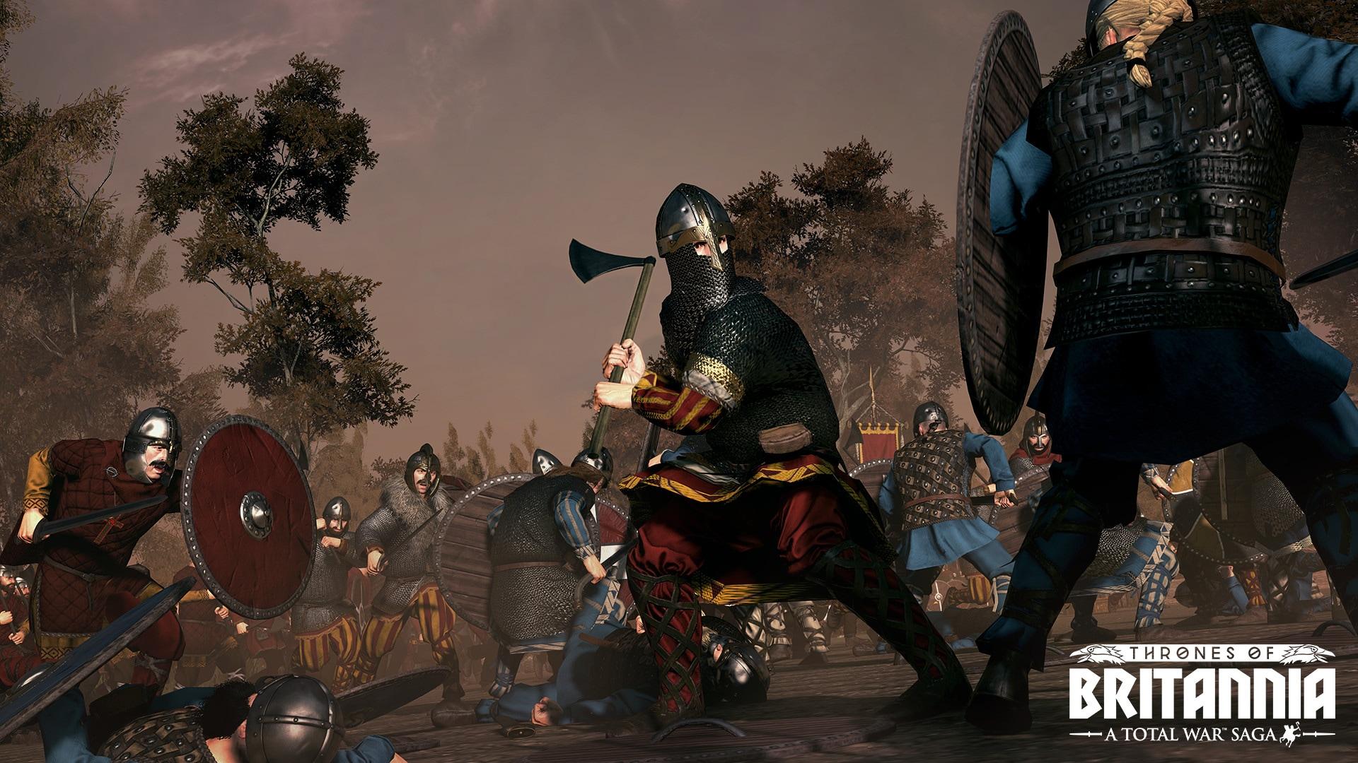 Total War Saga: Thrones of Britannia Steam Key GLOBAL - 4