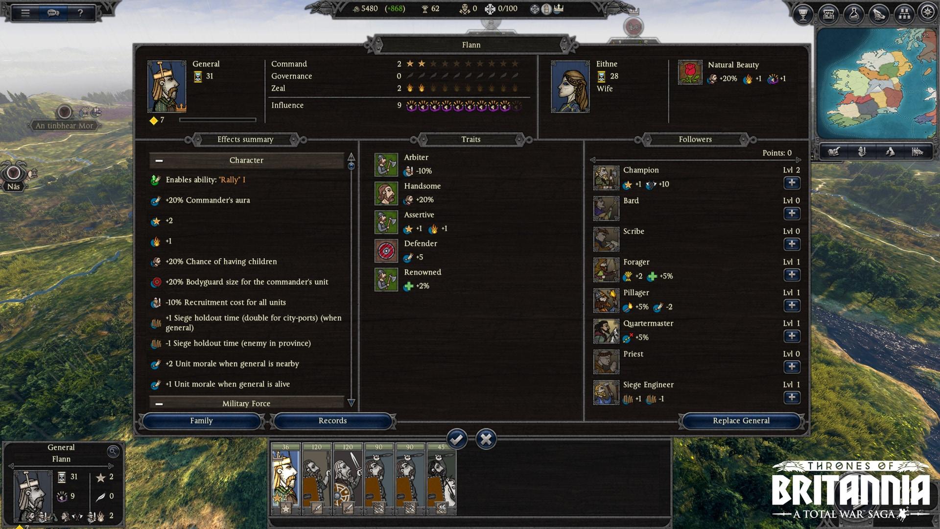 Total War Saga: Thrones of Britannia Steam Key GLOBAL - 3