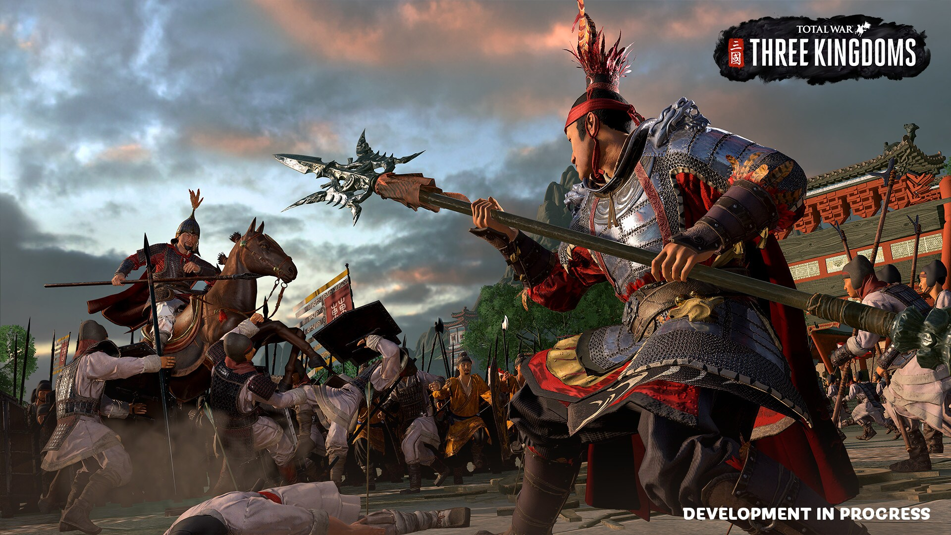 Total War: THREE KINGDOMS Steam Key EUROPE - 4