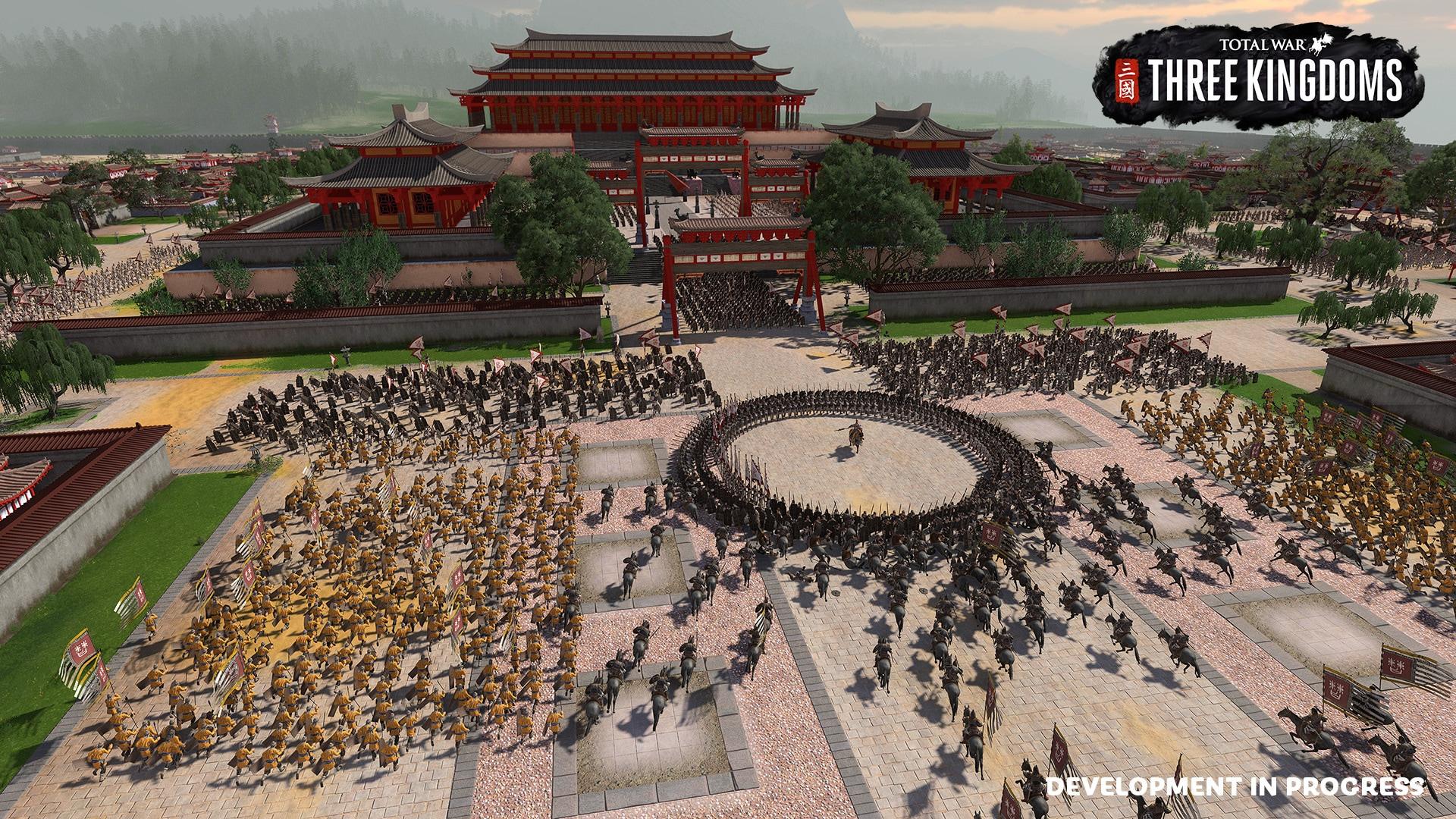 Total War: THREE KINGDOMS (PC) - Steam Key - GLOBAL - 3