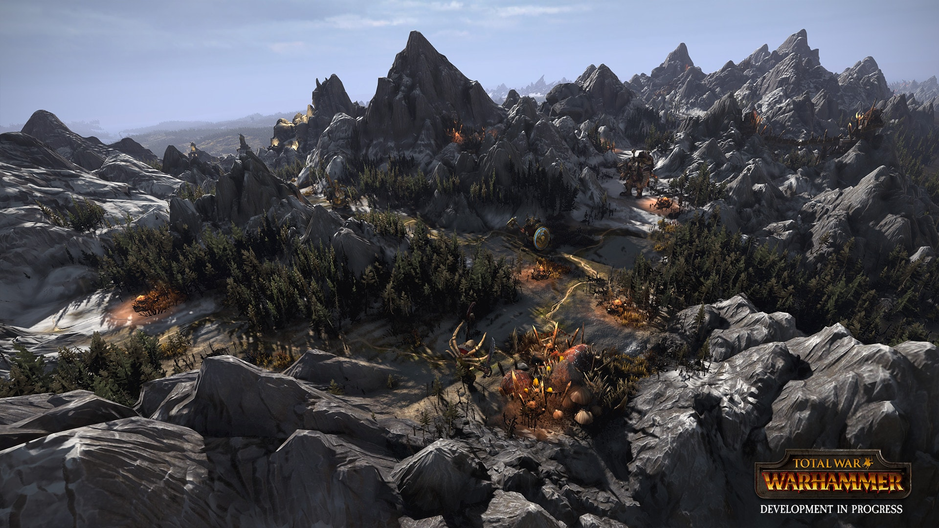 Total War Warhammer Dark Gods Edition Steam Key EUROPE - 4