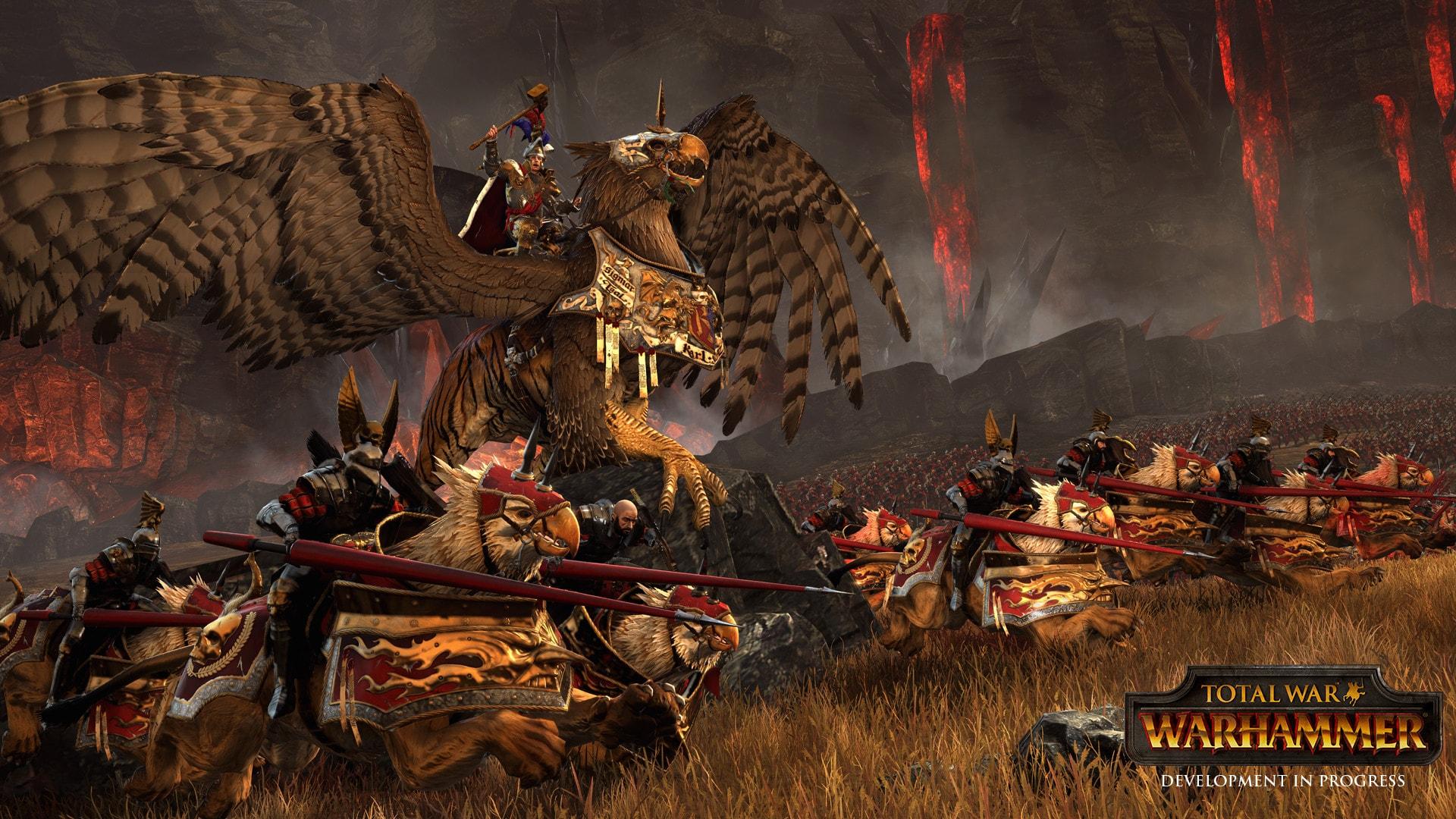 Total War Warhammer Dark Gods Edition Steam Key EUROPE - 3
