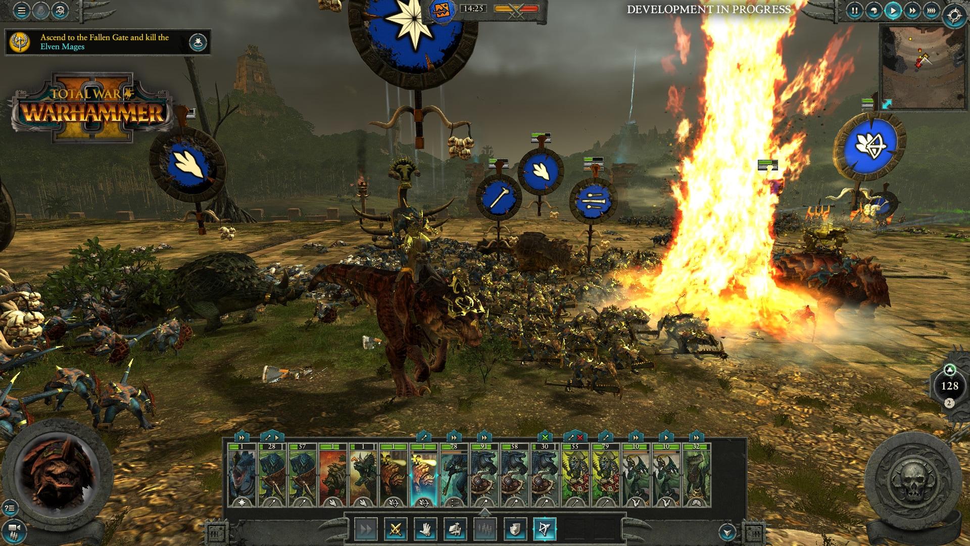 Total War: WARHAMMER II Steam Key EUROPE - 4