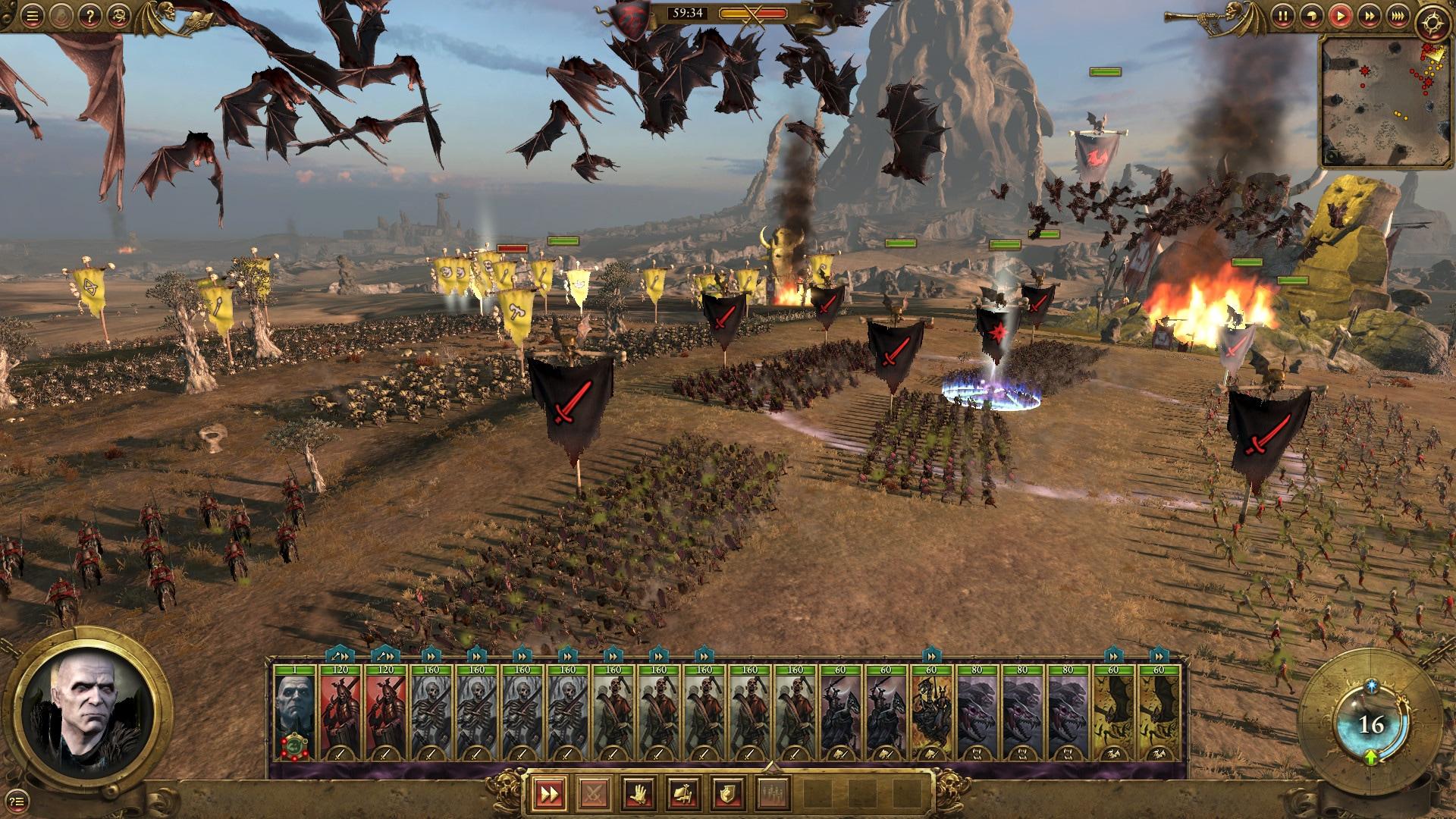 Total War: WARHAMMER (PC) - Steam Key - GLOBAL - 3