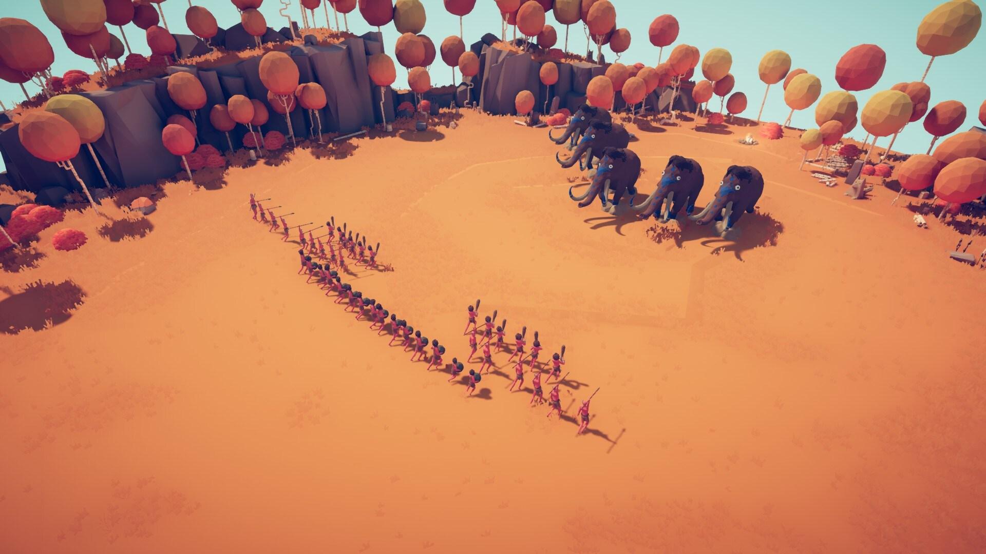 Totally Accurate Battle Simulator Steam Key GLOBAL - 4