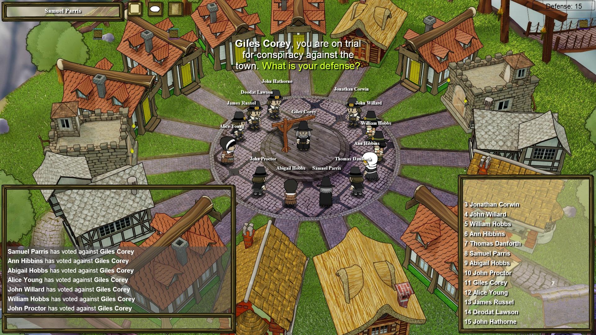 Town of Salem Steam Key GLOBAL - 3