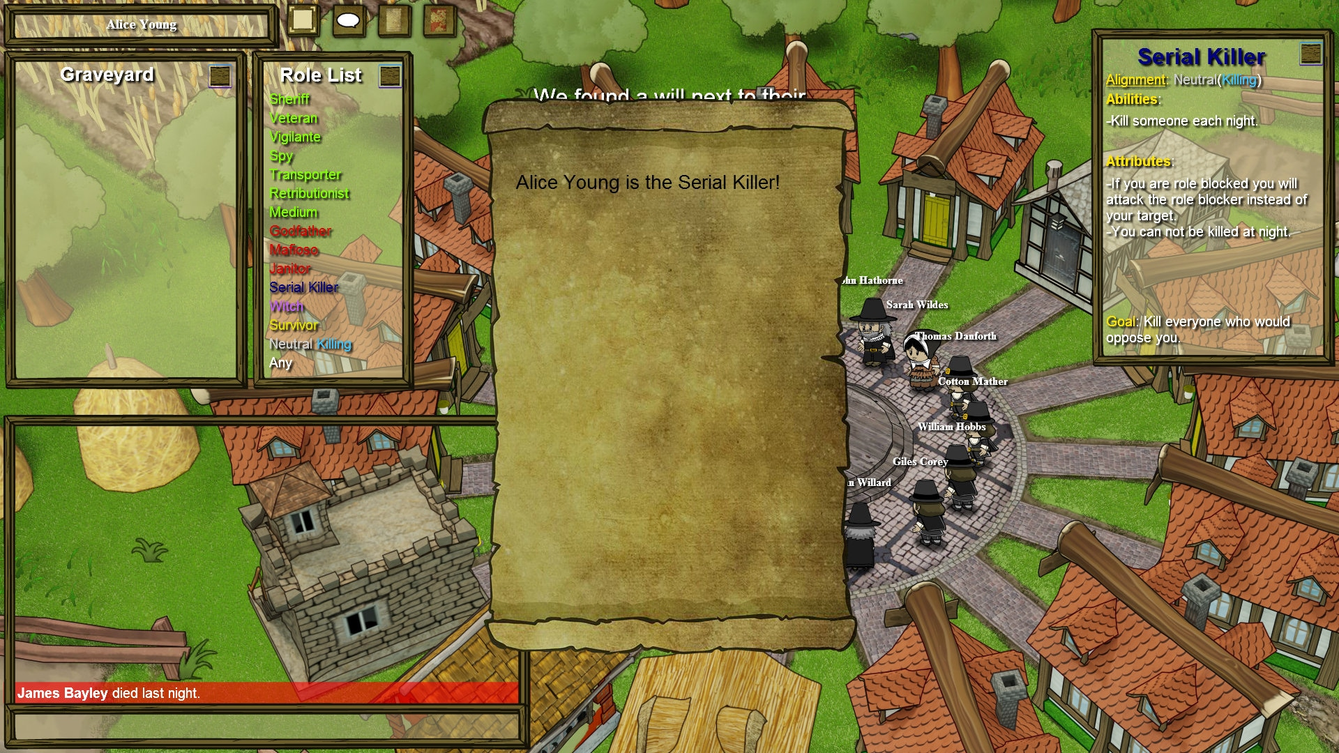 Town of Salem Steam Key GLOBAL - 2