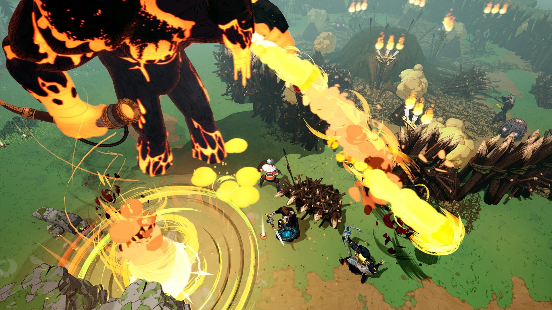 Tribes of Midgard (PC) - Steam Key - GLOBAL - 4