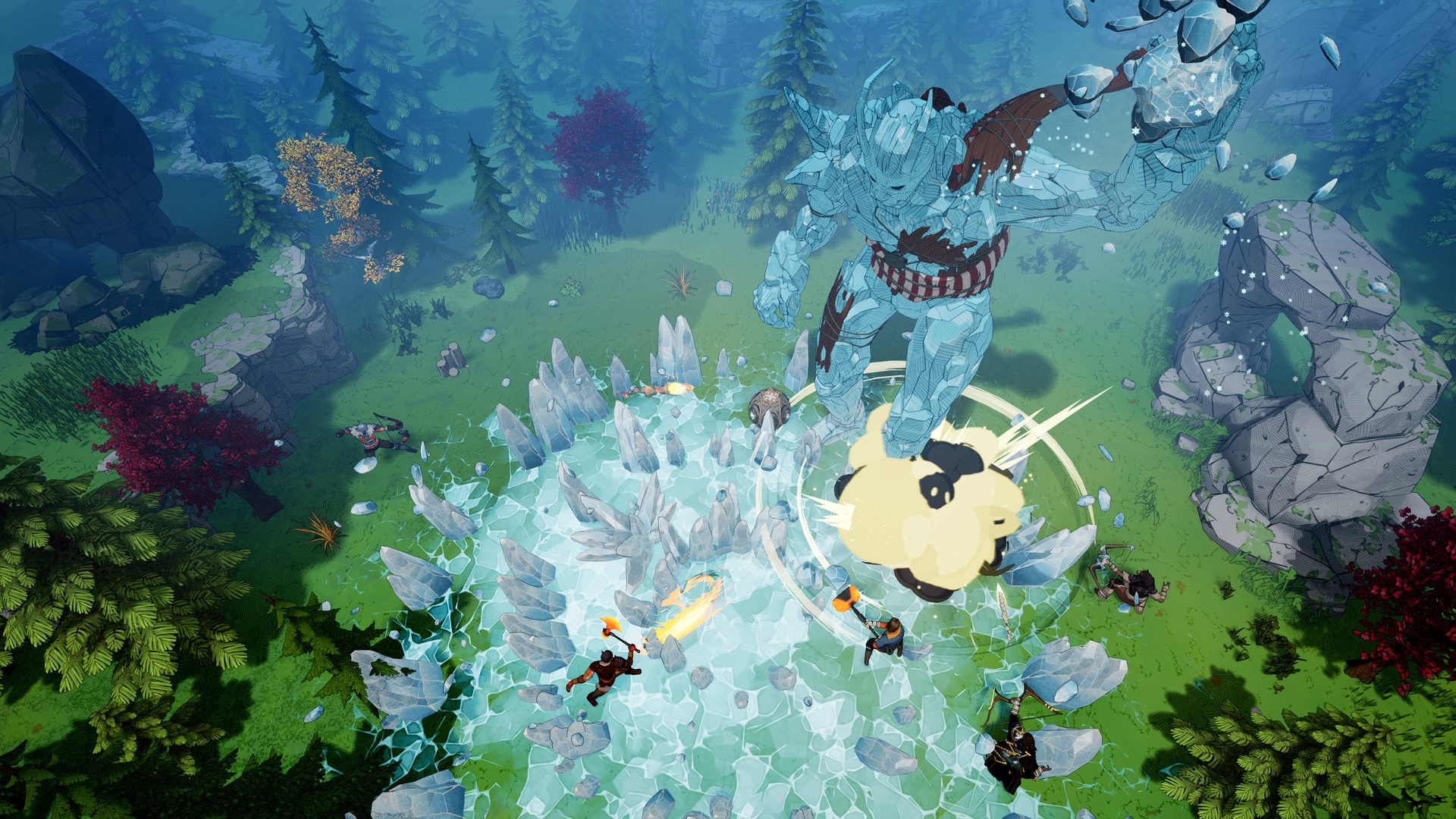 Tribes of Midgard (PC) - Steam Key - GLOBAL - 3