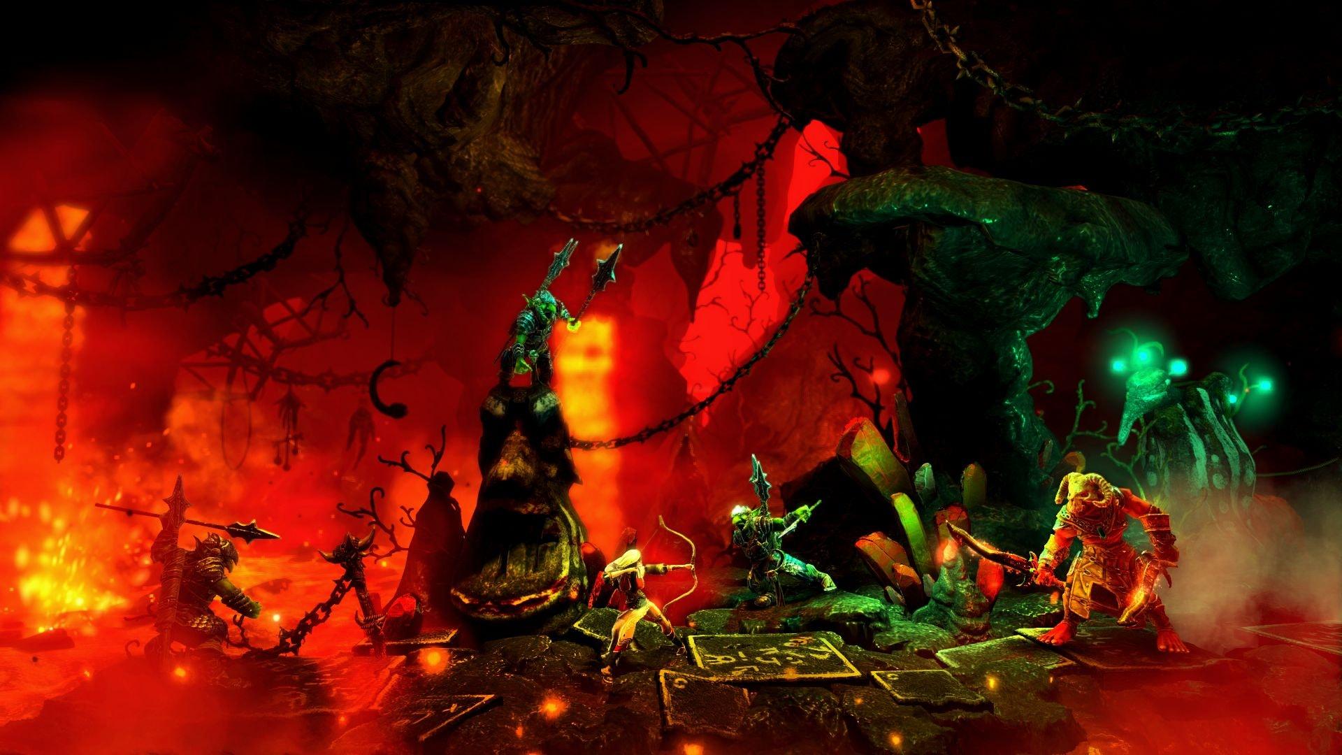 Trine Enchanted Edition Steam Key GLOBAL - 4