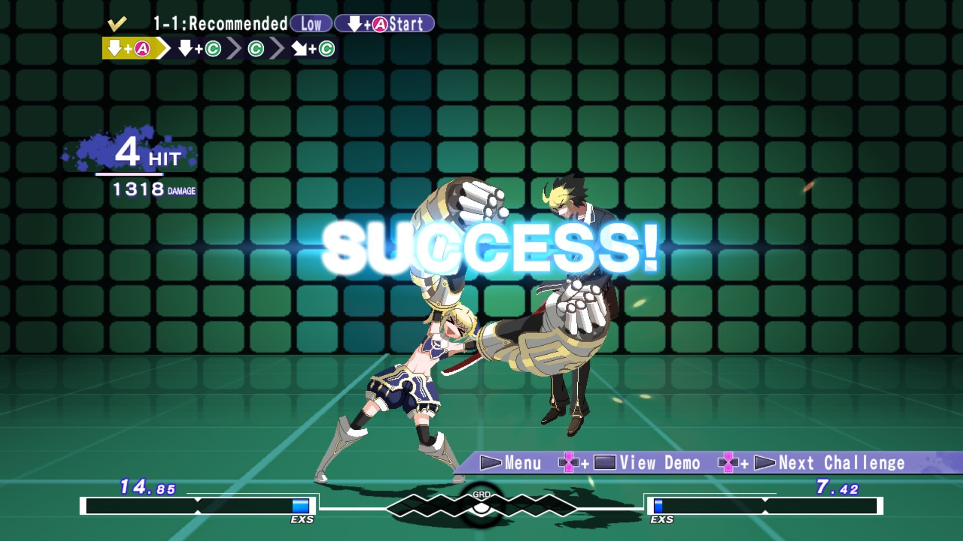 UNDER NIGHT IN-BIRTH Exe:Late[cl-r] (PC) - Steam Key - GLOBAL - 3