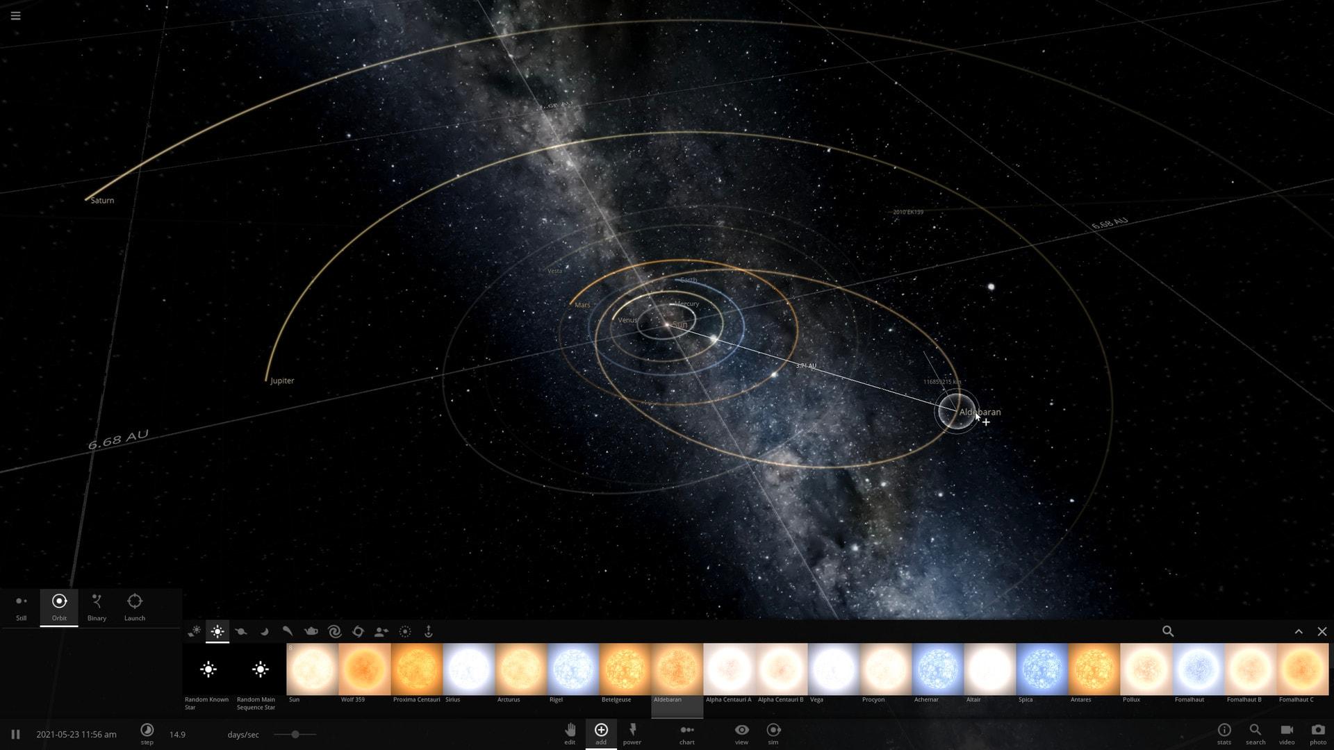 Universe Sandbox Steam Key GLOBAL - 4