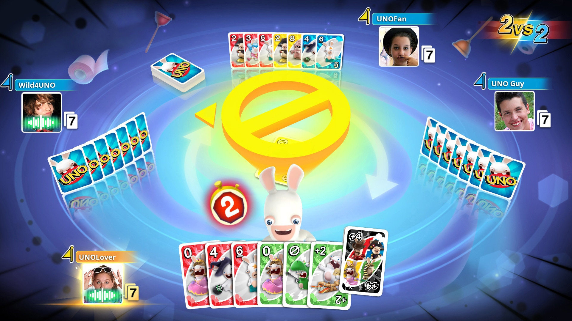 UNO (PC) - Steam Gift - GLOBAL - 4