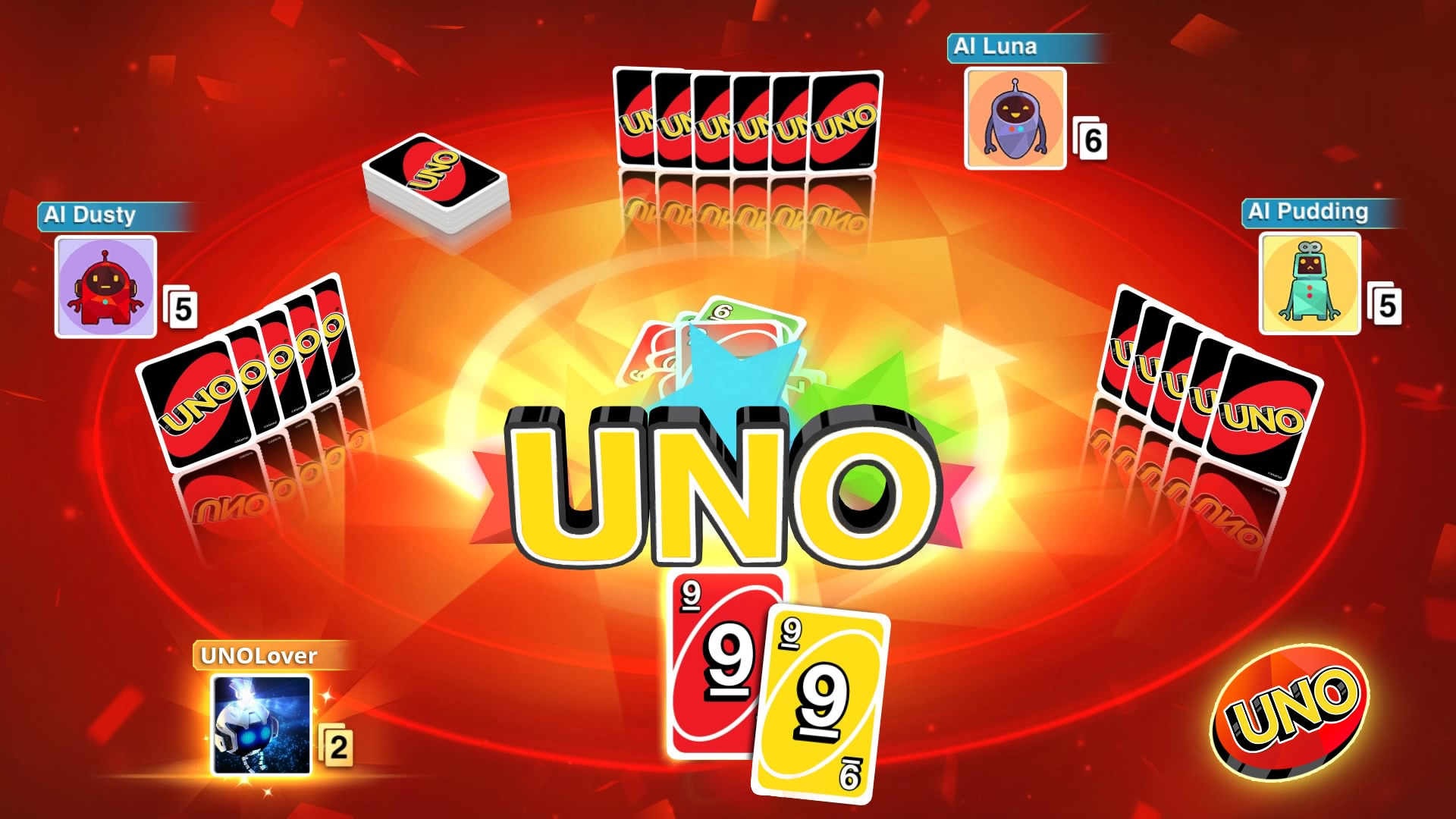 UNO (PC) - Steam Gift - GLOBAL - 3