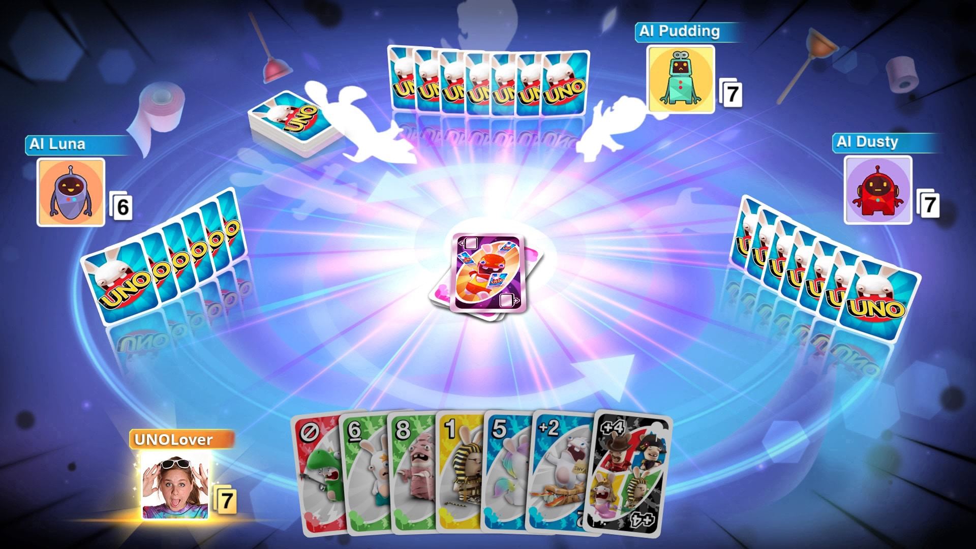 UNO (PC) - Steam Gift - GLOBAL - 2